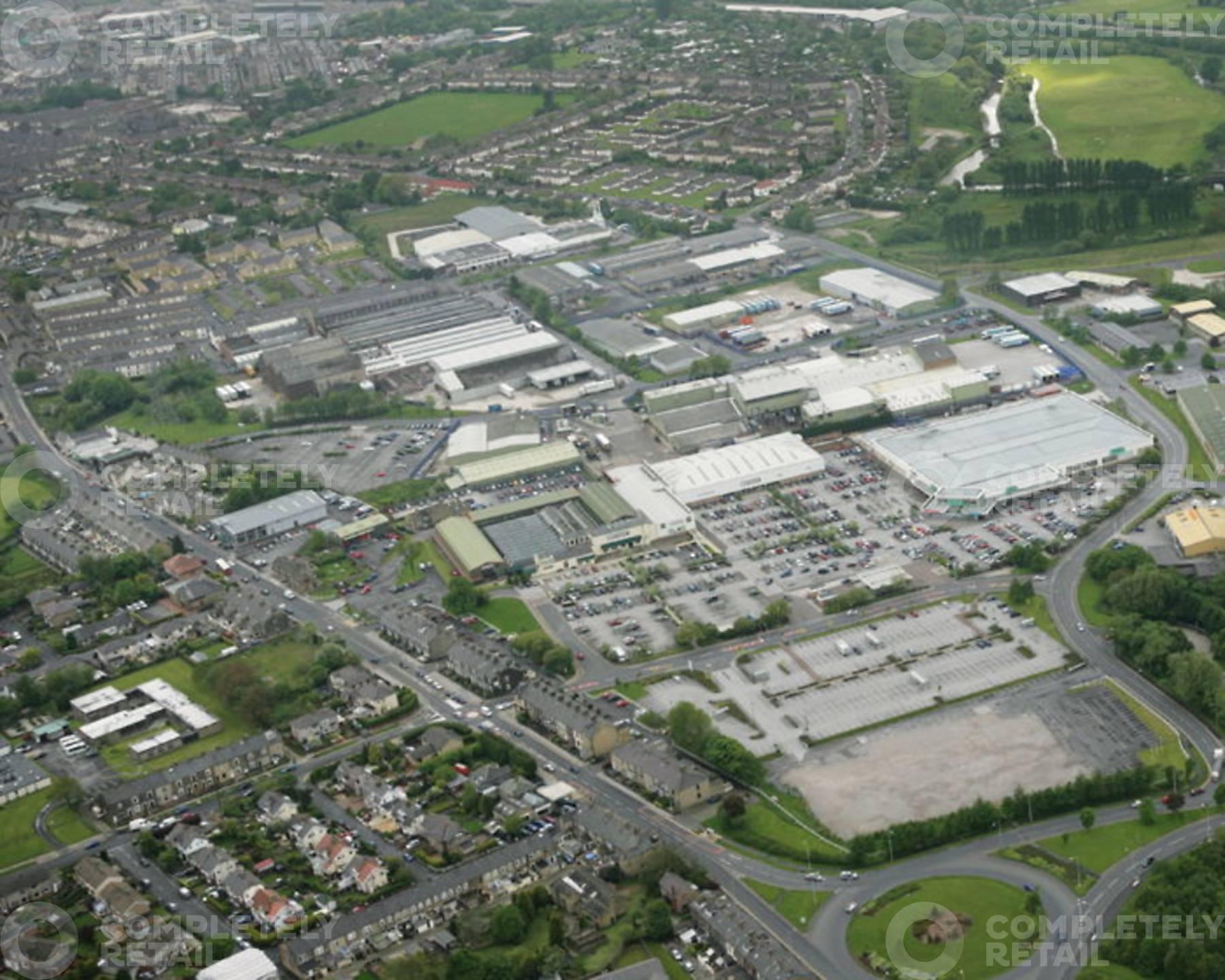 Boundary Retail Park