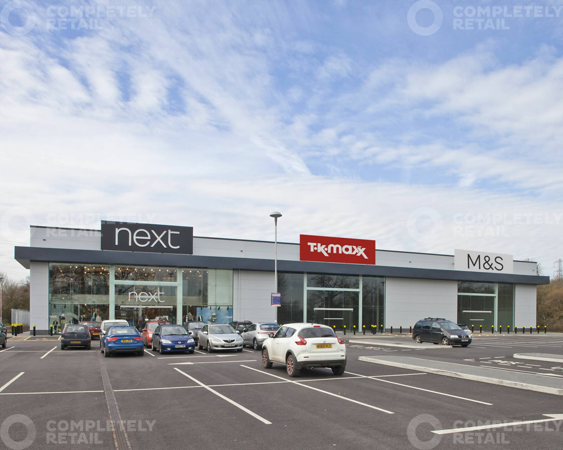 Bath Road Retail Park