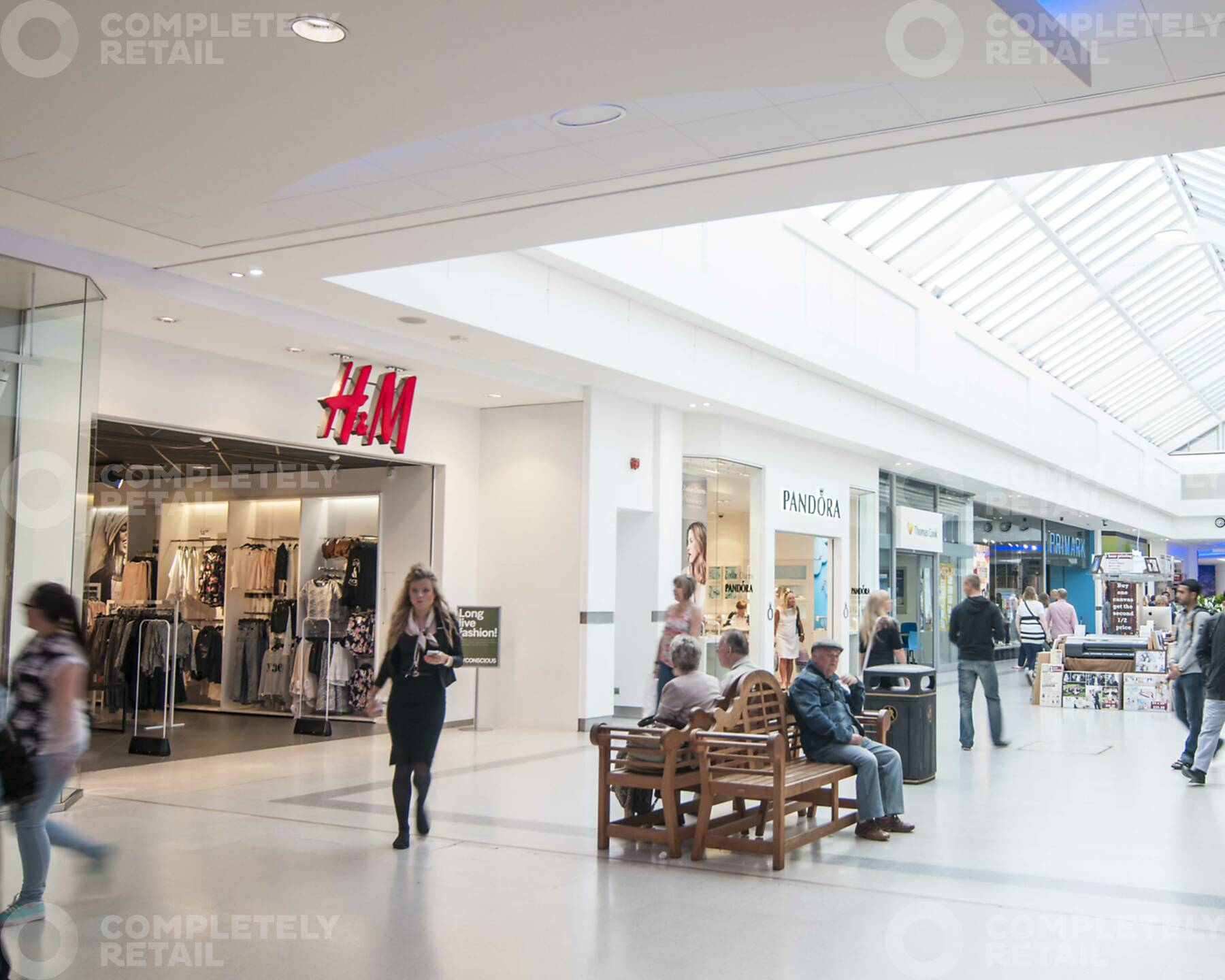 Cascades Shopping Centre