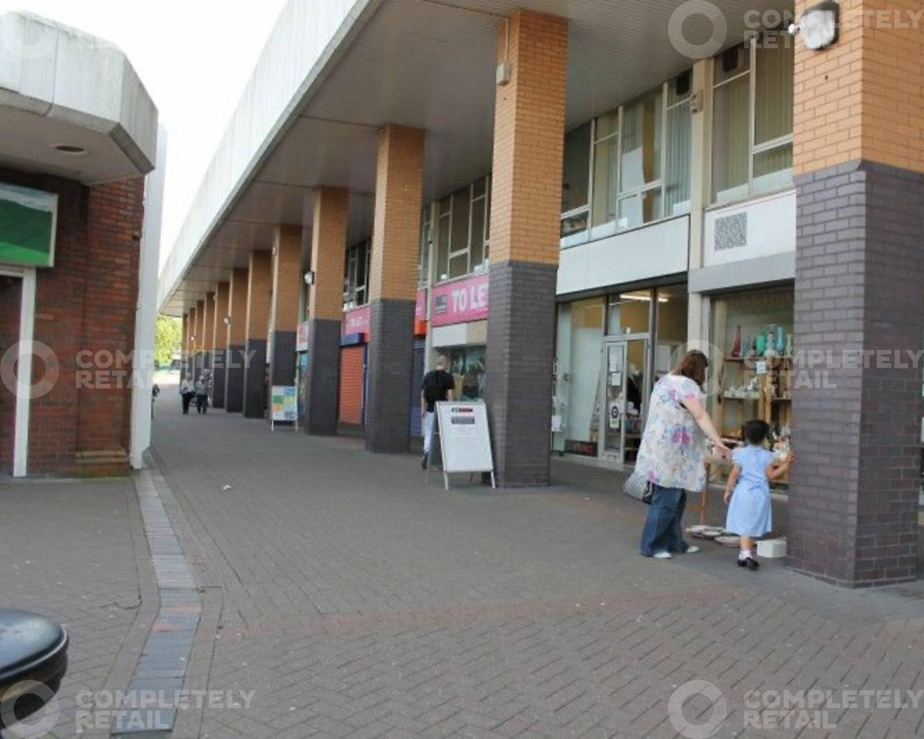 Churchill Shopping Centre