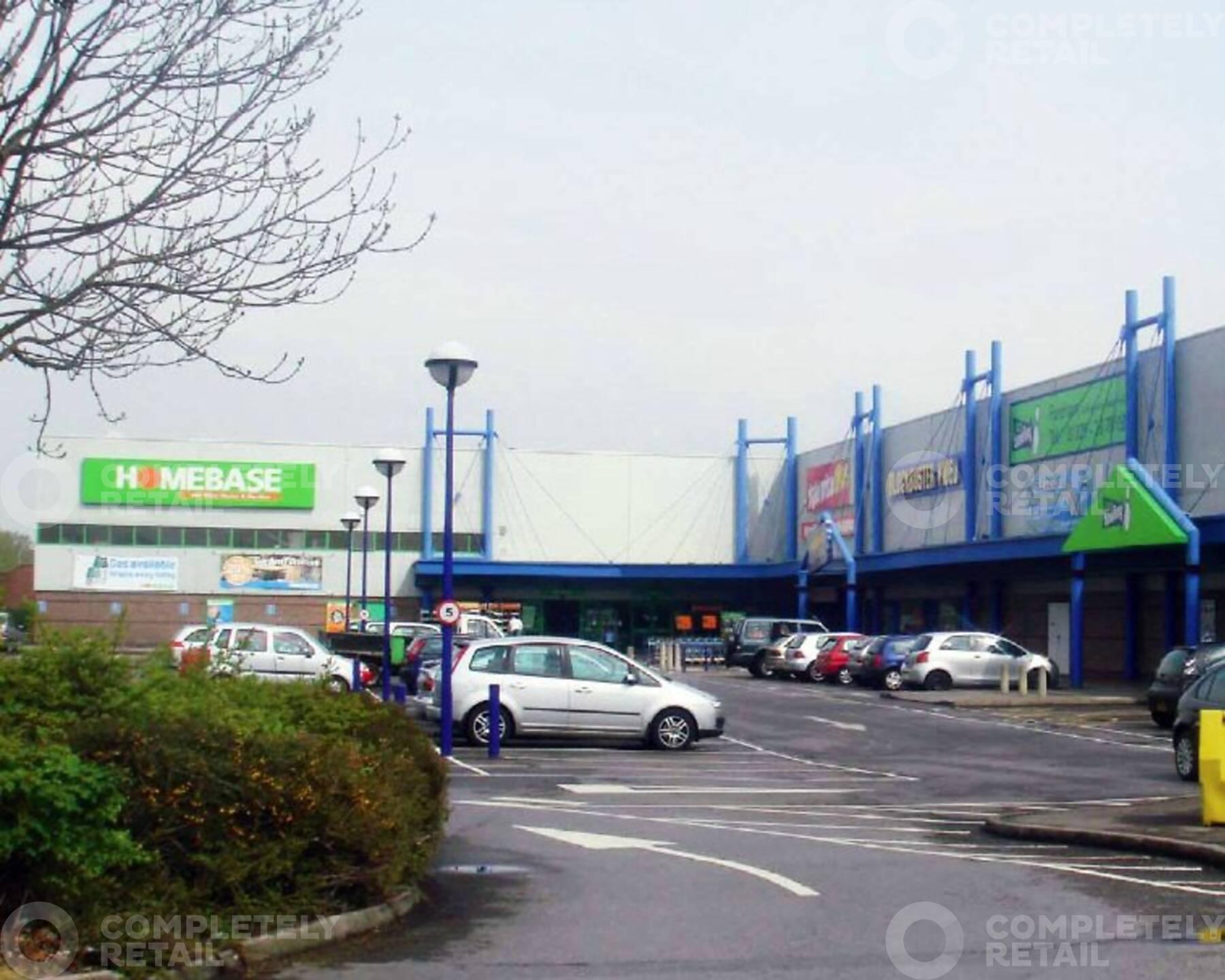 Collingwood Retail Park
