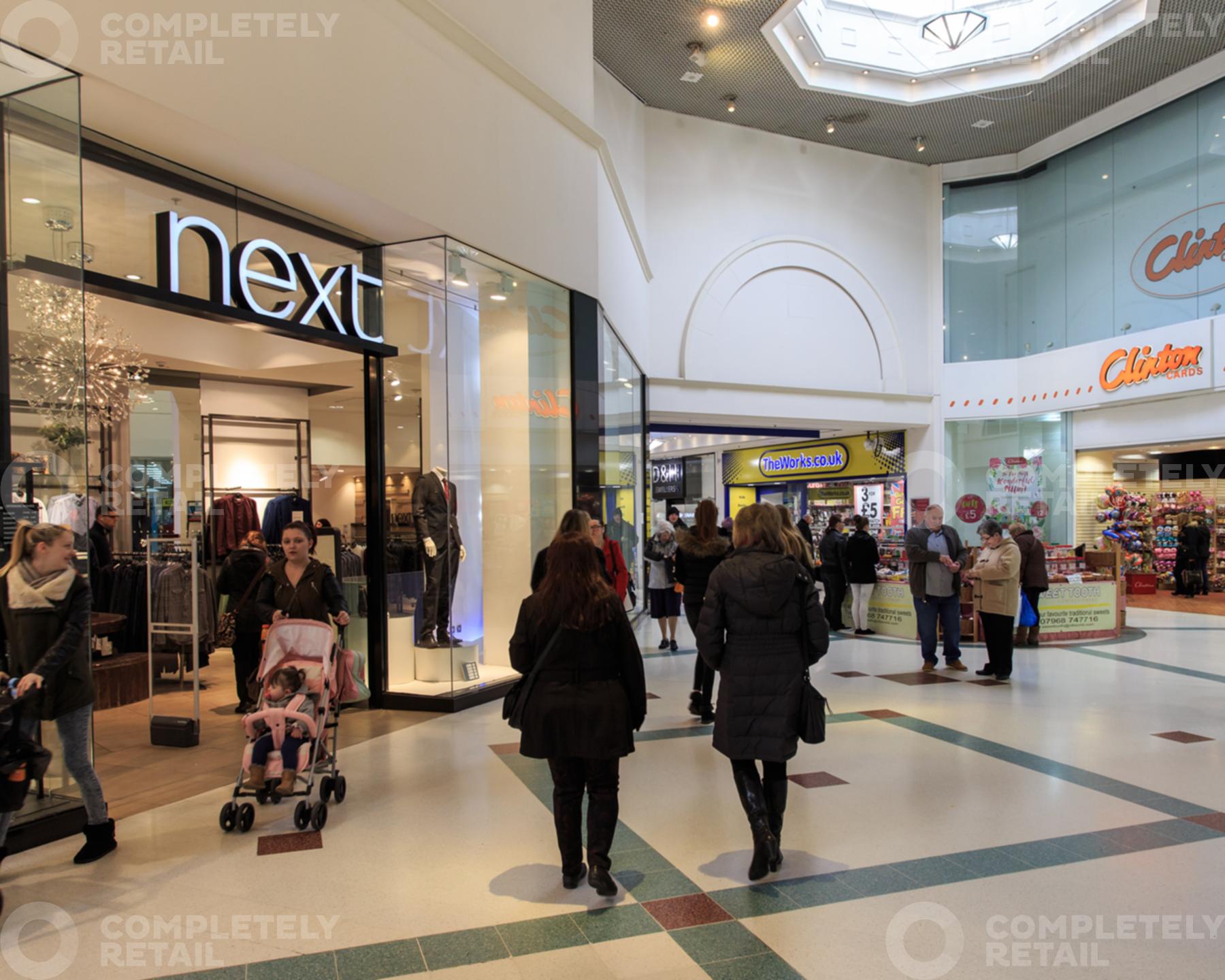 Cornmill Shopping Centre