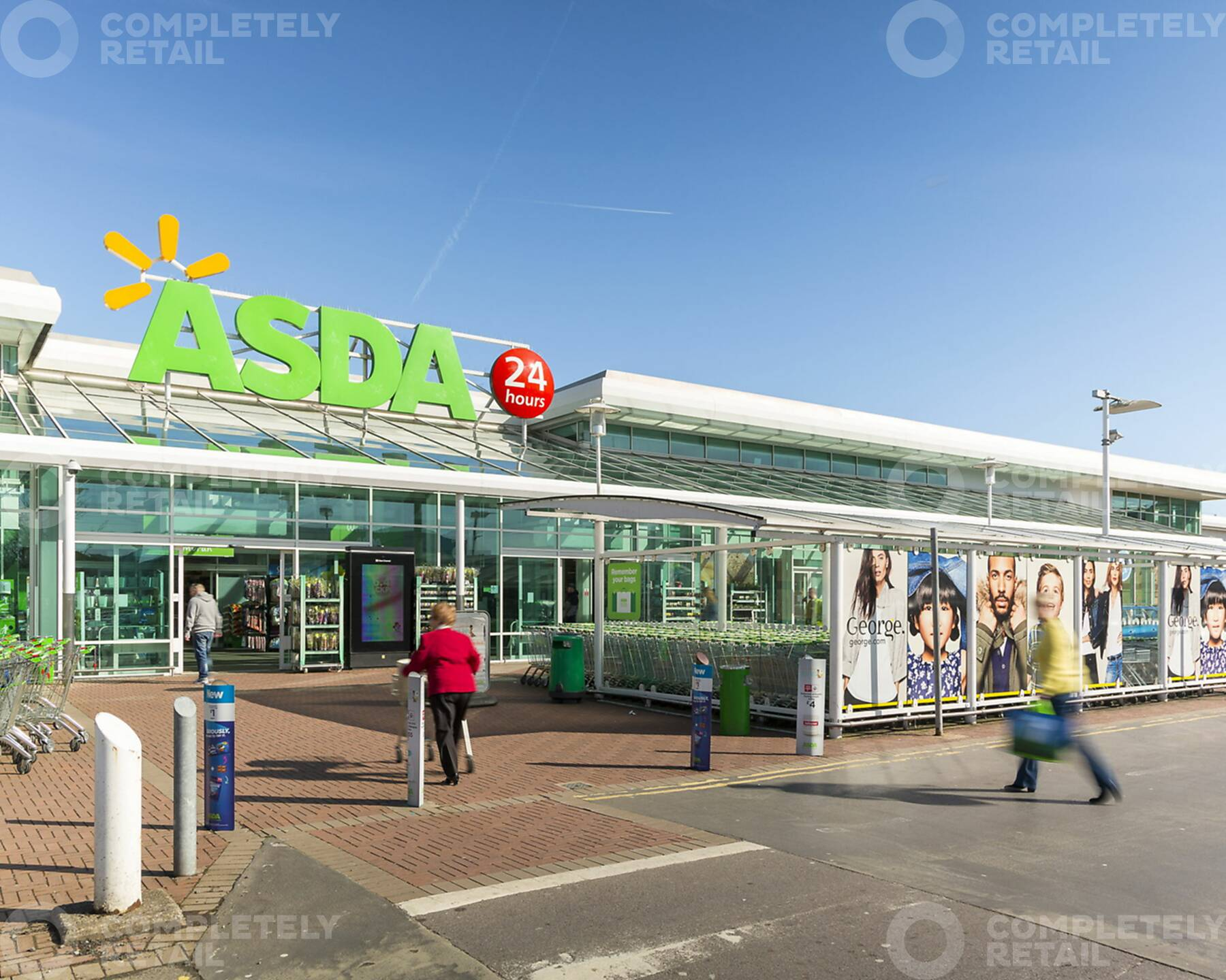Cwmbran Shopping Centre