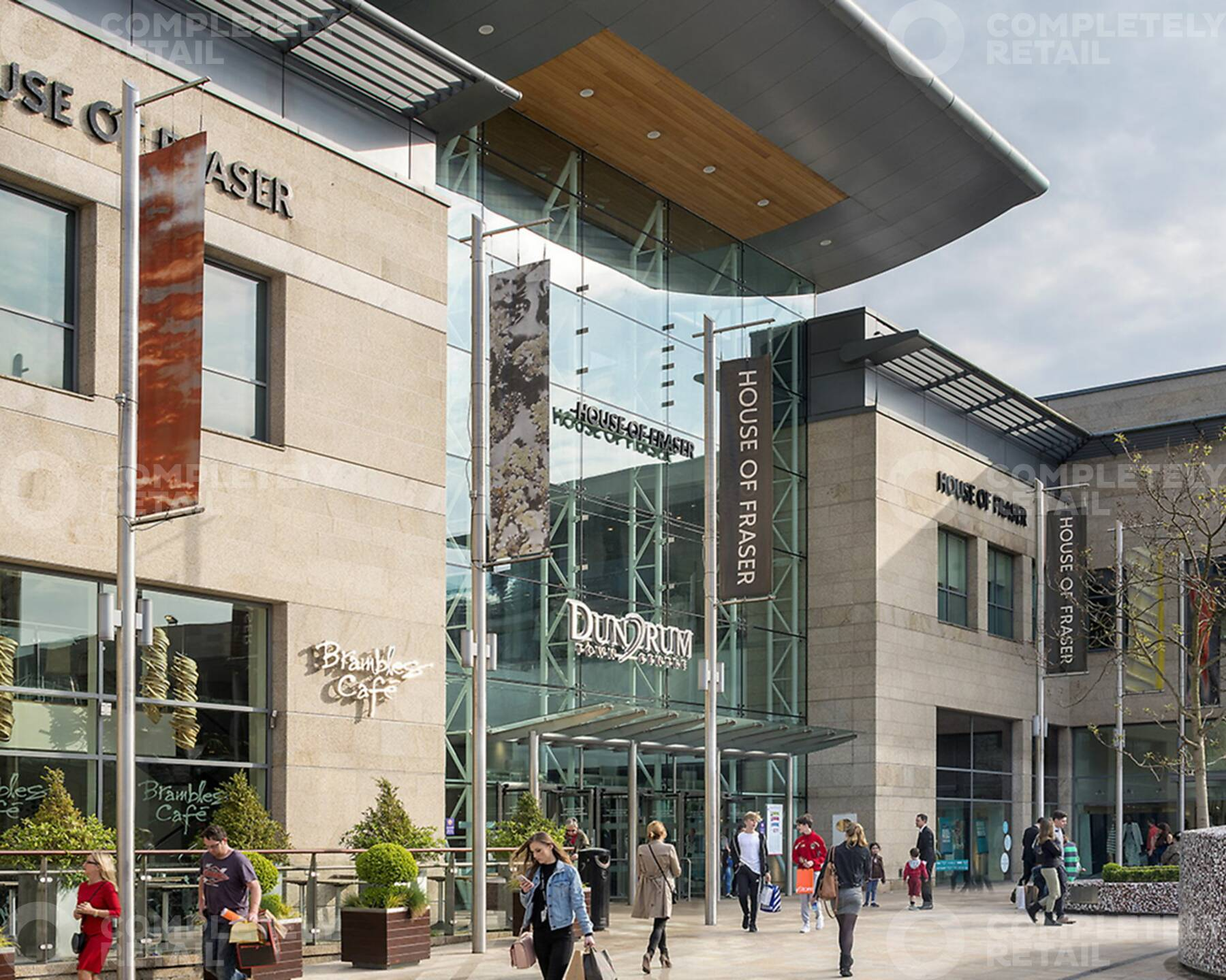 shoe shops in dundrum shopping centre
