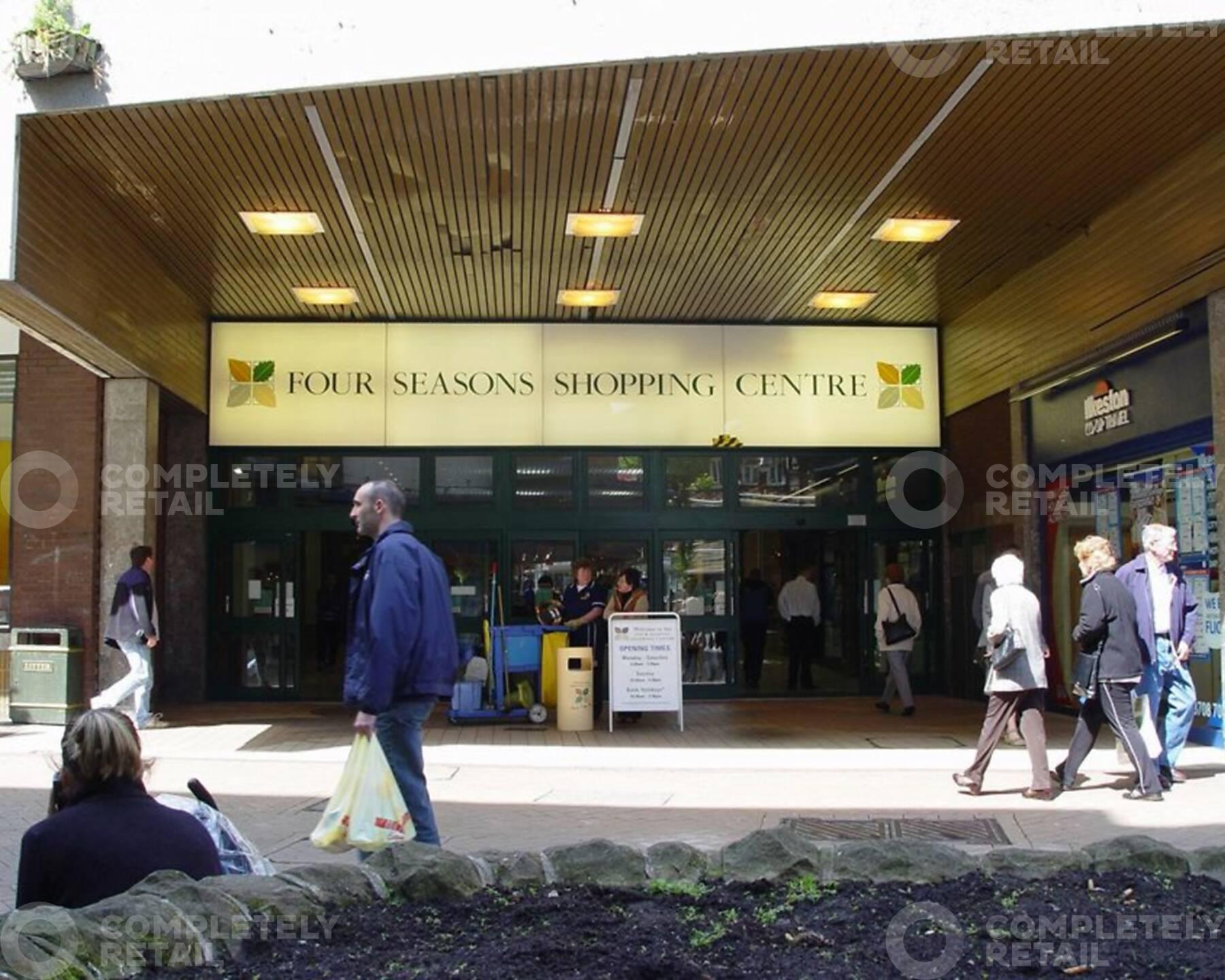 Four Seasons Shopping Centre