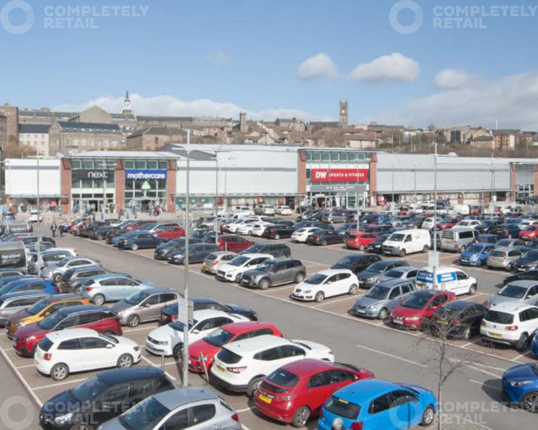 Tk maxx gallagher retail park