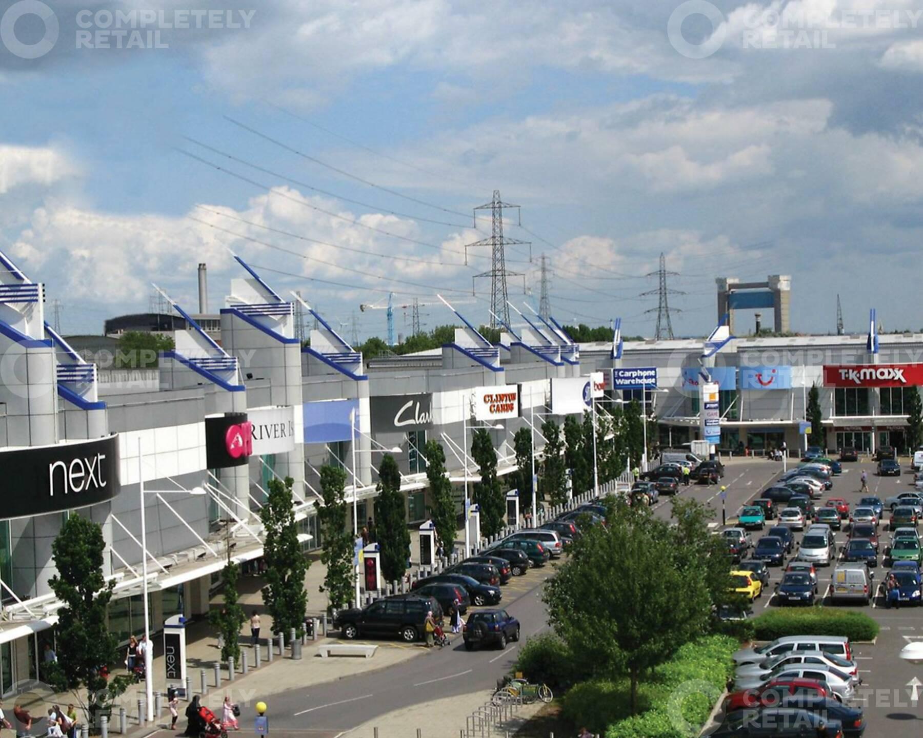 Gallions Reach Shopping Park