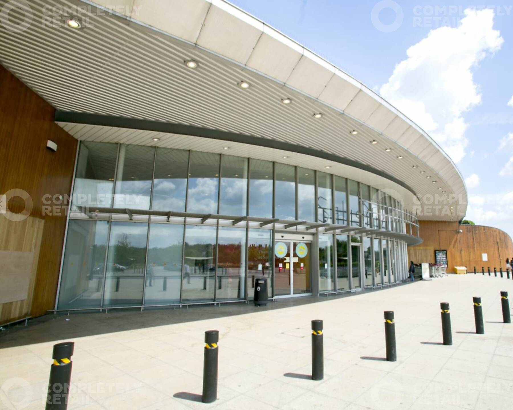 Millennium Way Retail Park