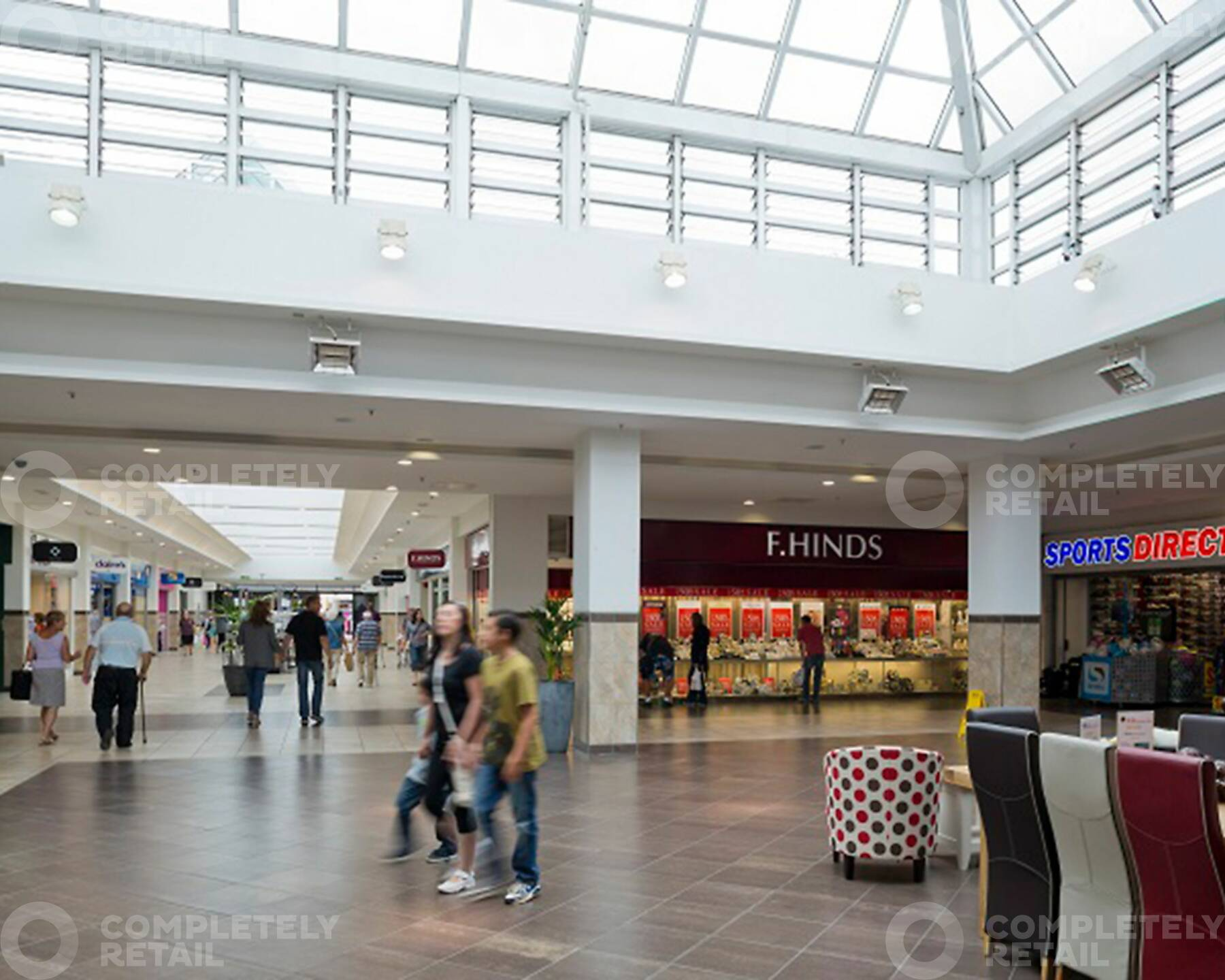 Jackson Square Shopping Centre