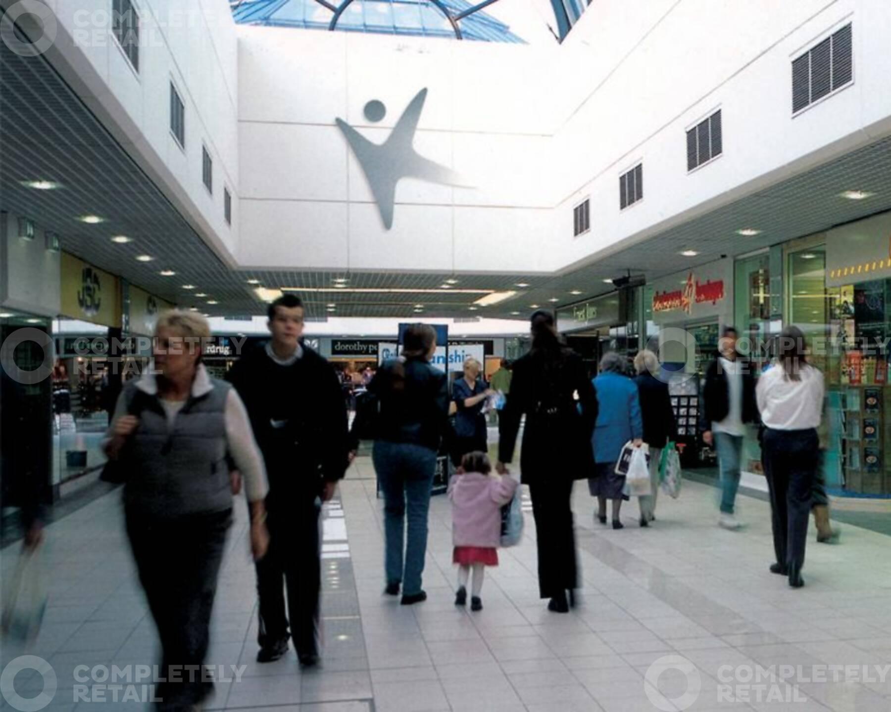 Kingsgate Shopping Centre