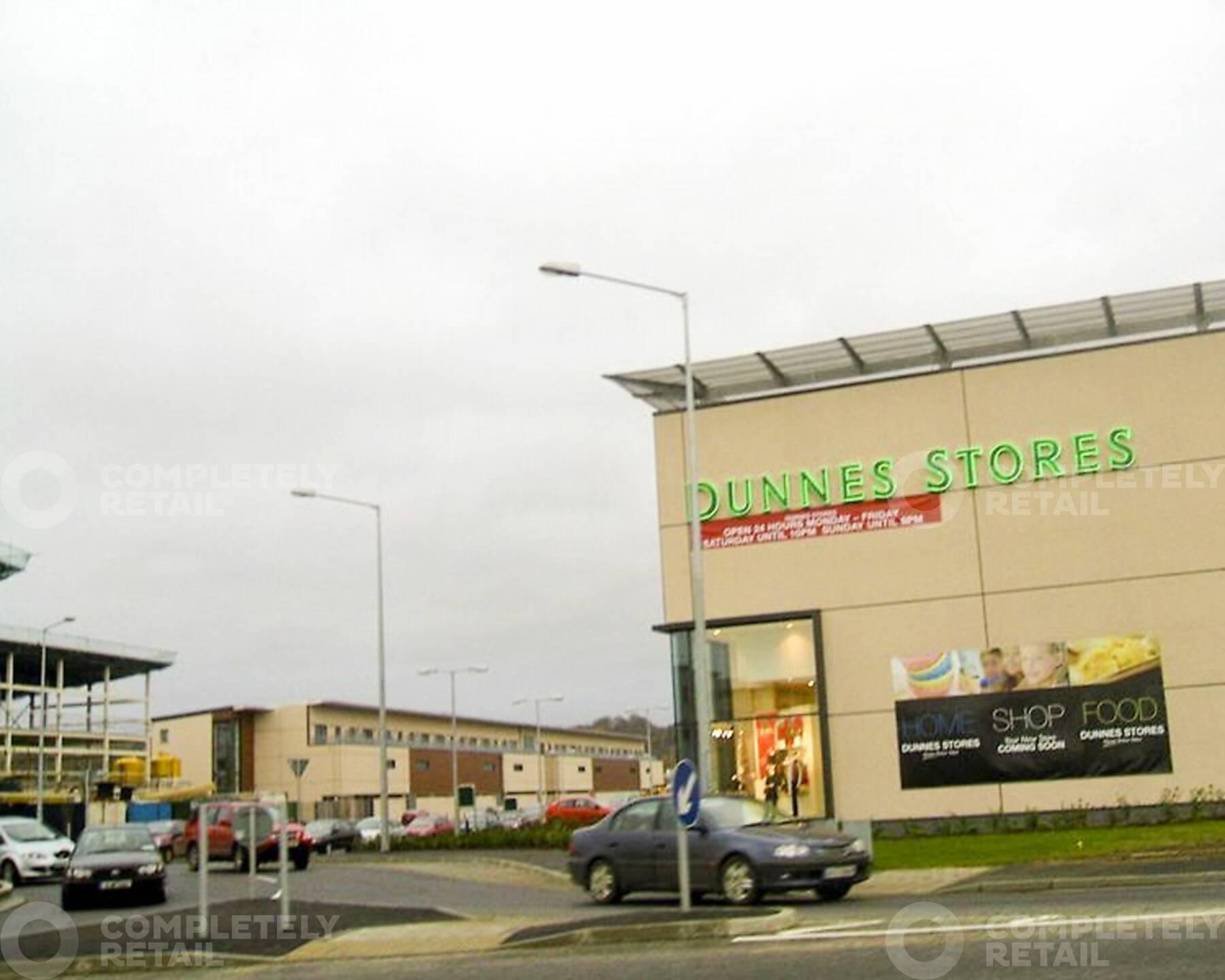 Letterkenny Forte Shopping Centre