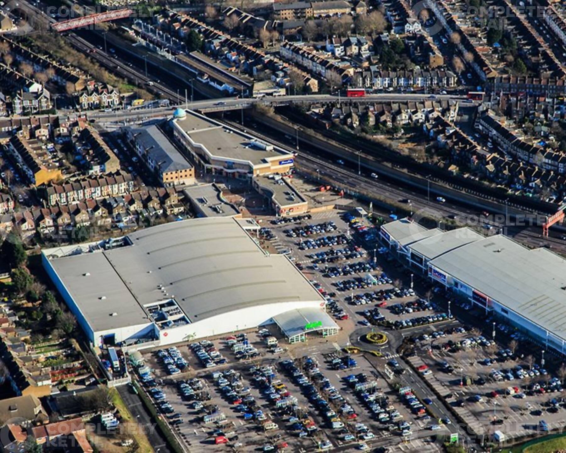 Leyton Mills Retail Park