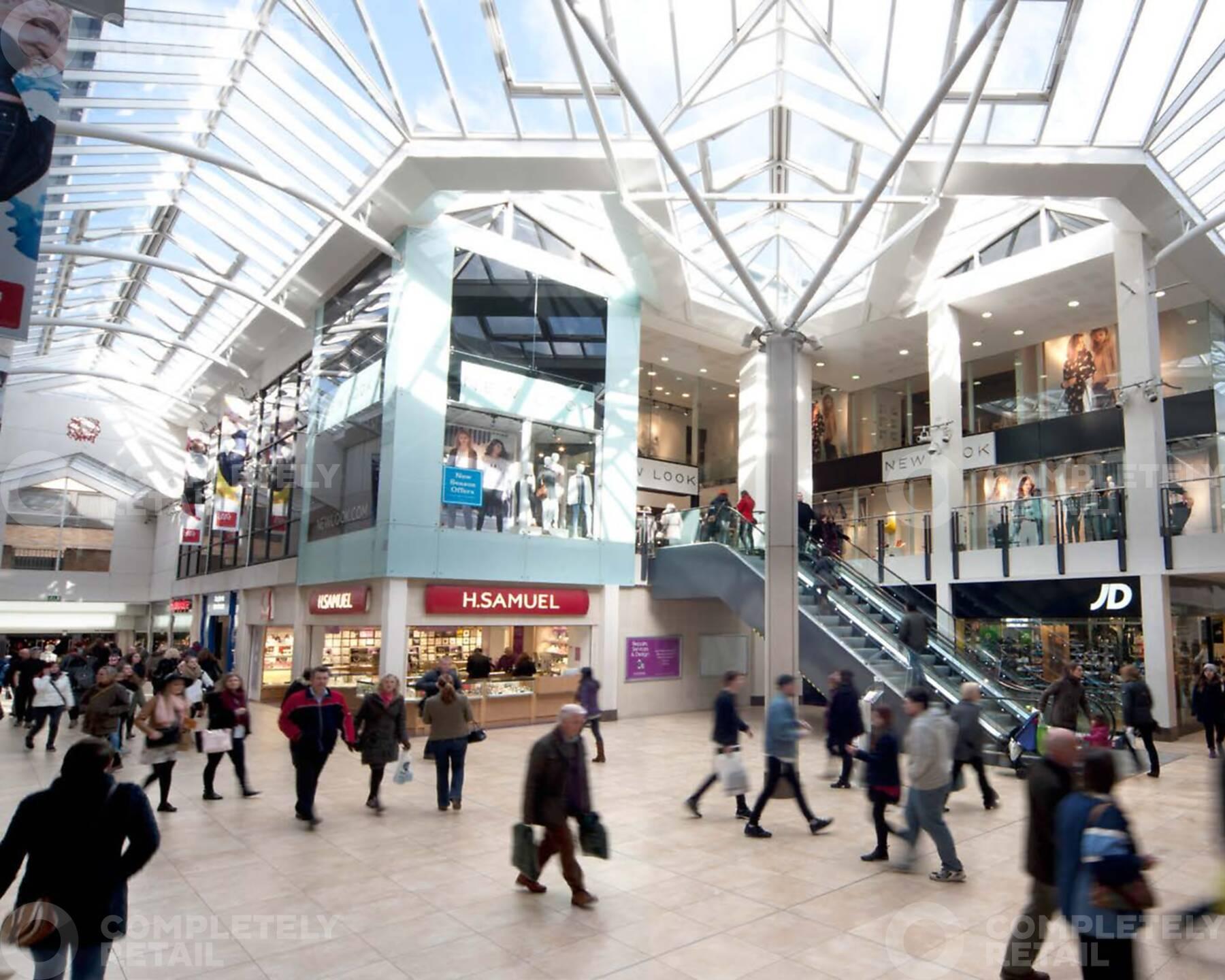 Lion Yard Shopping Centre