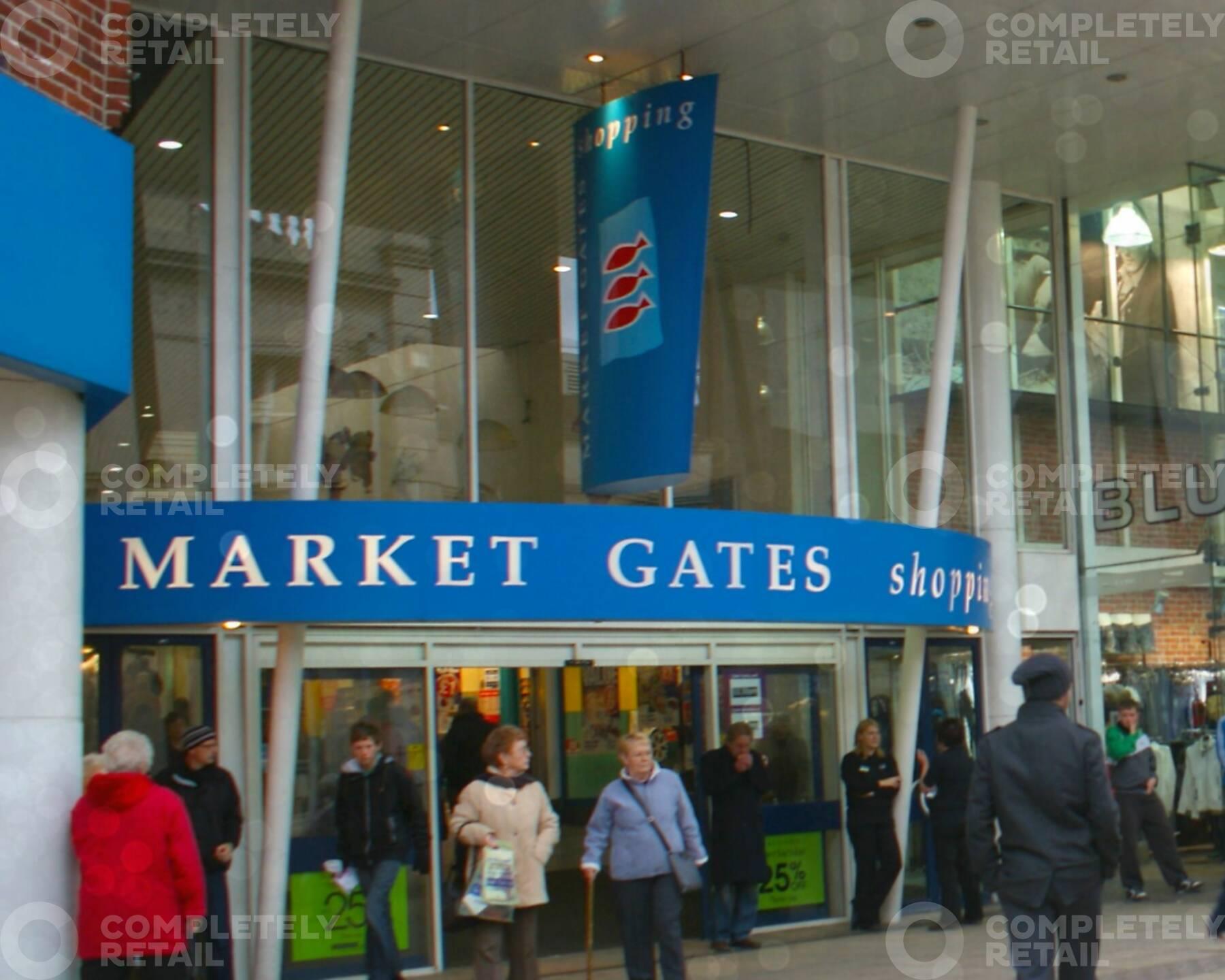 Market Gates Shopping Centre