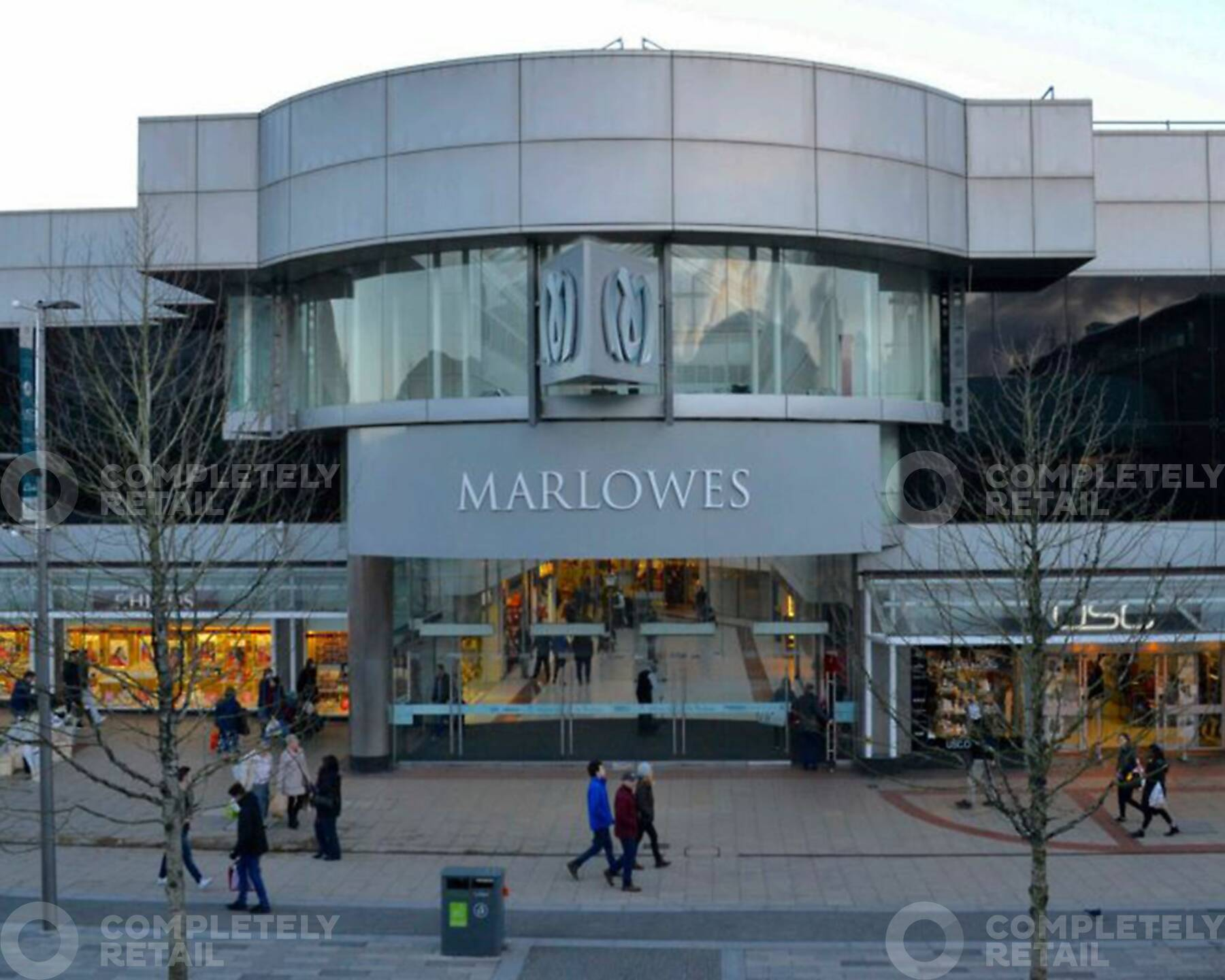 Marlowes Shopping Centre