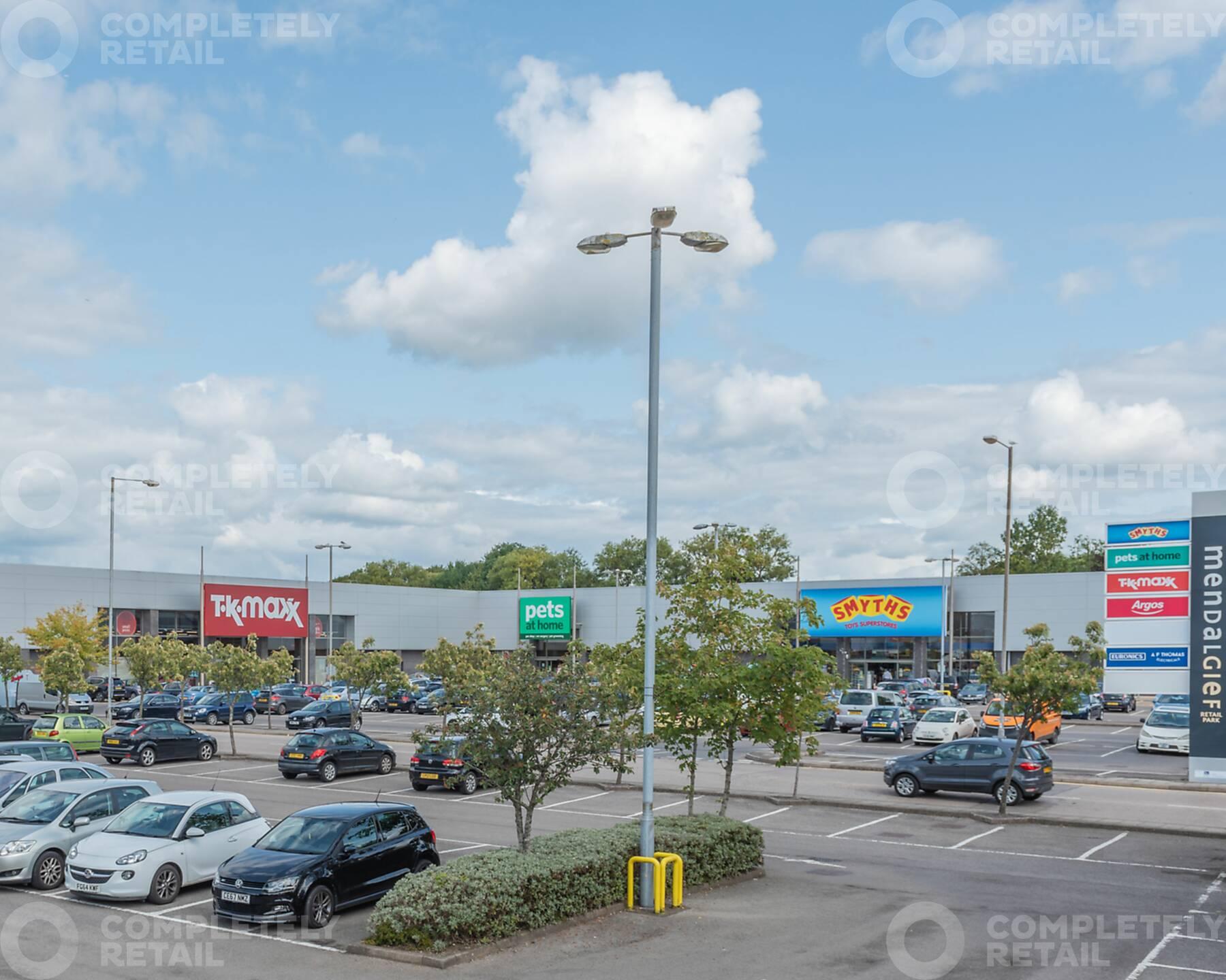 Mendalgief Retail Park