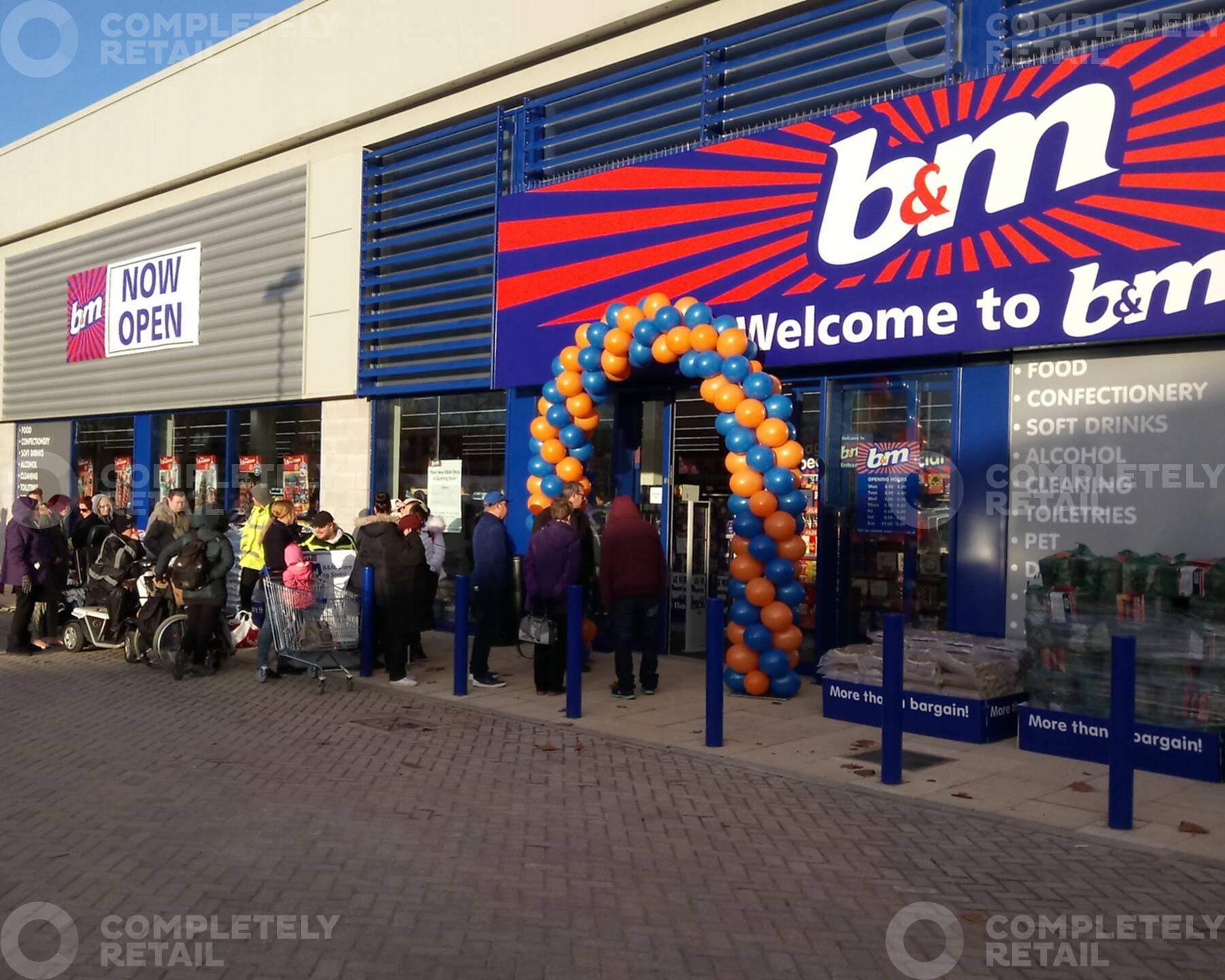 Ortongate Shopping Centre