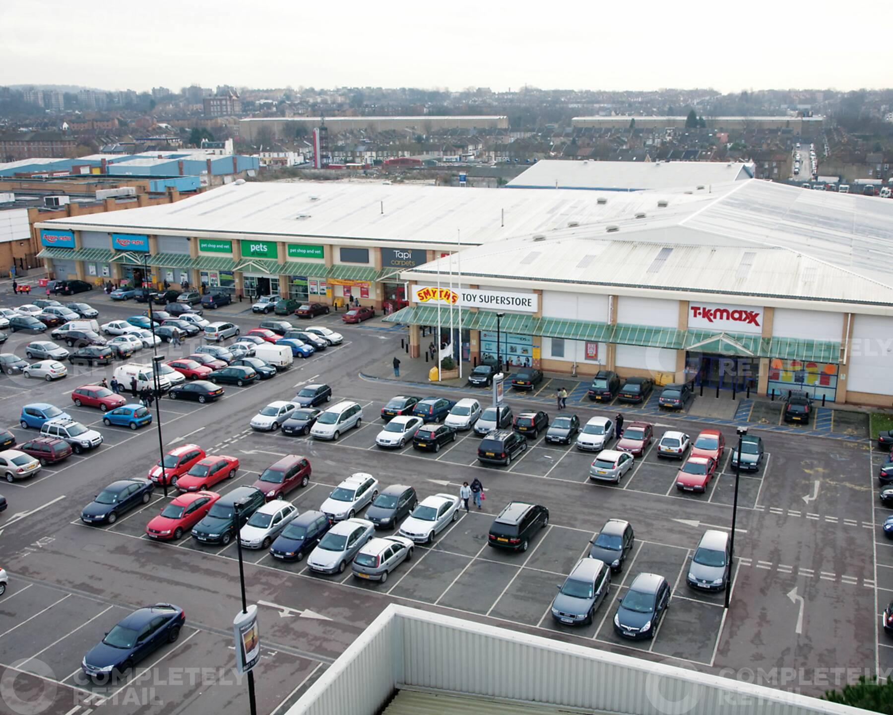 Peninsular Retail Park
