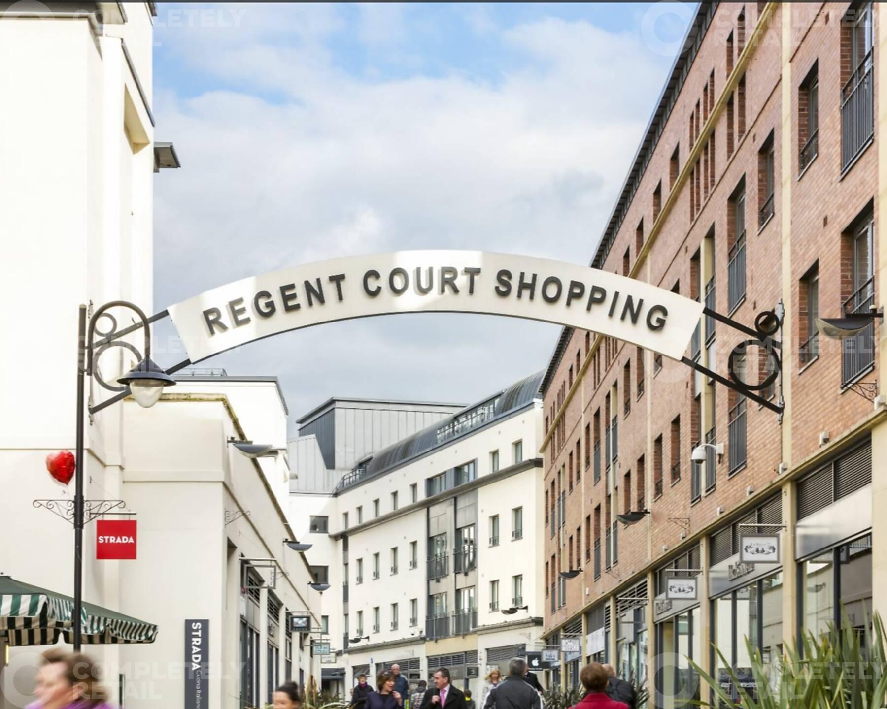 Regent Court Shopping Centre