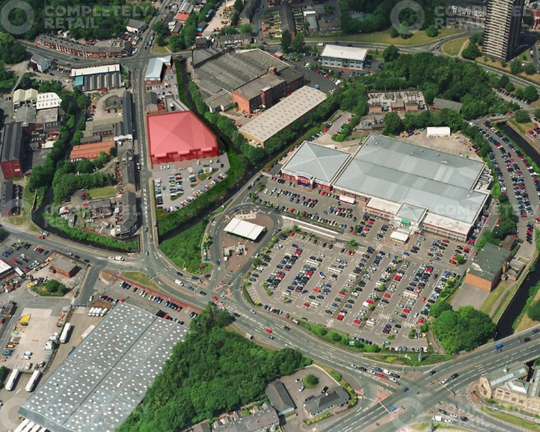 Rochdale Retail Park