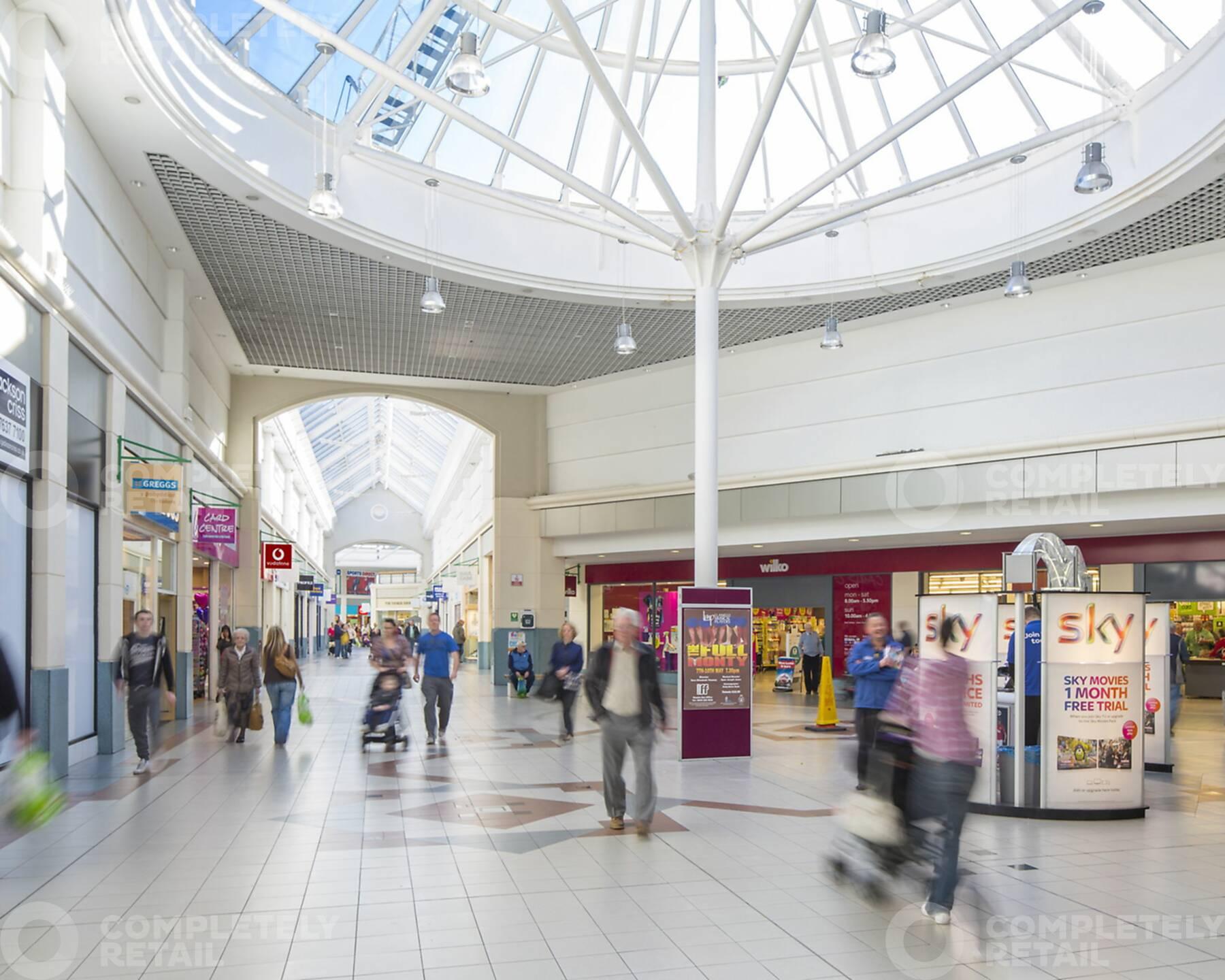 St Elli Shopping Centre