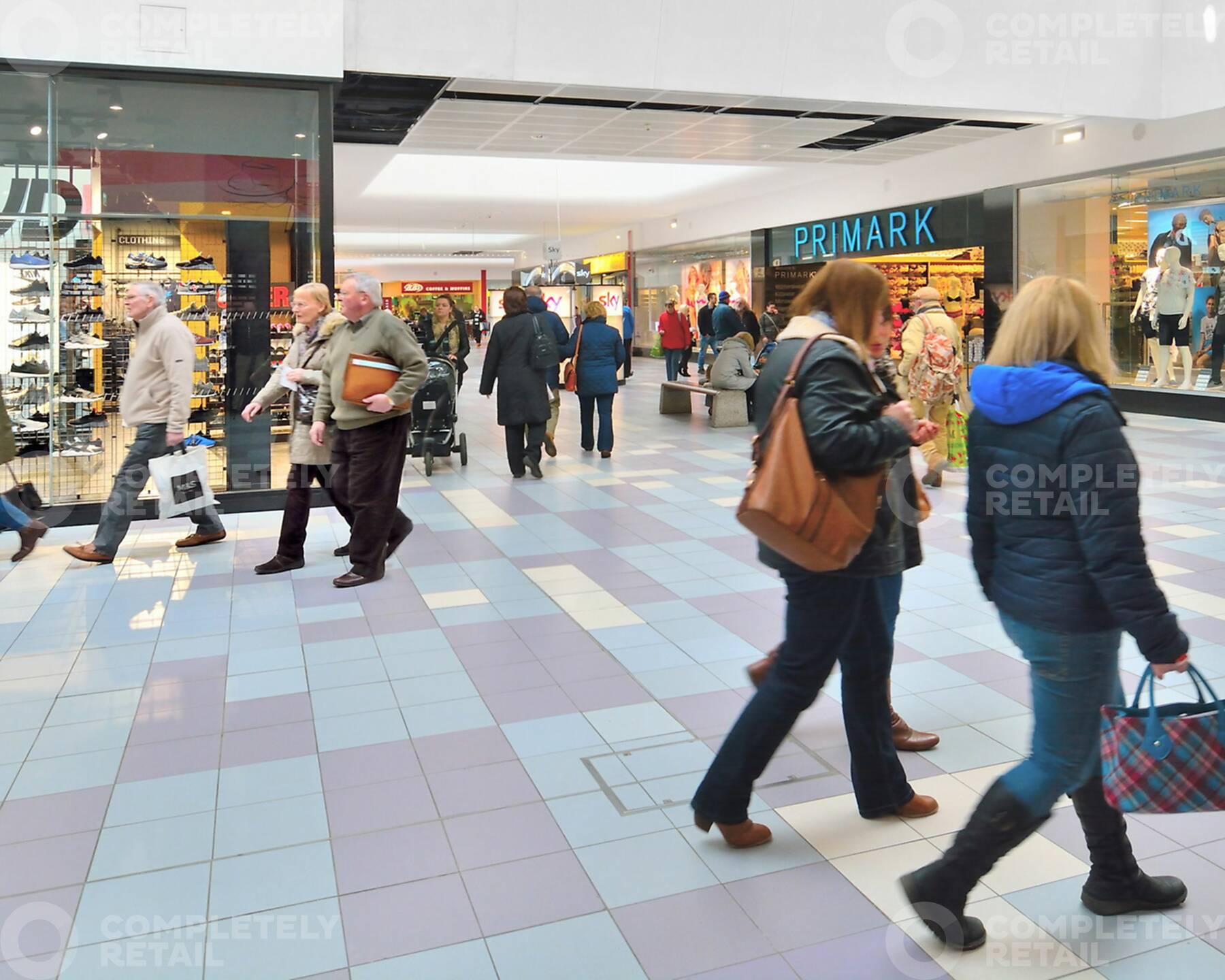 St Johns Shopping Centre