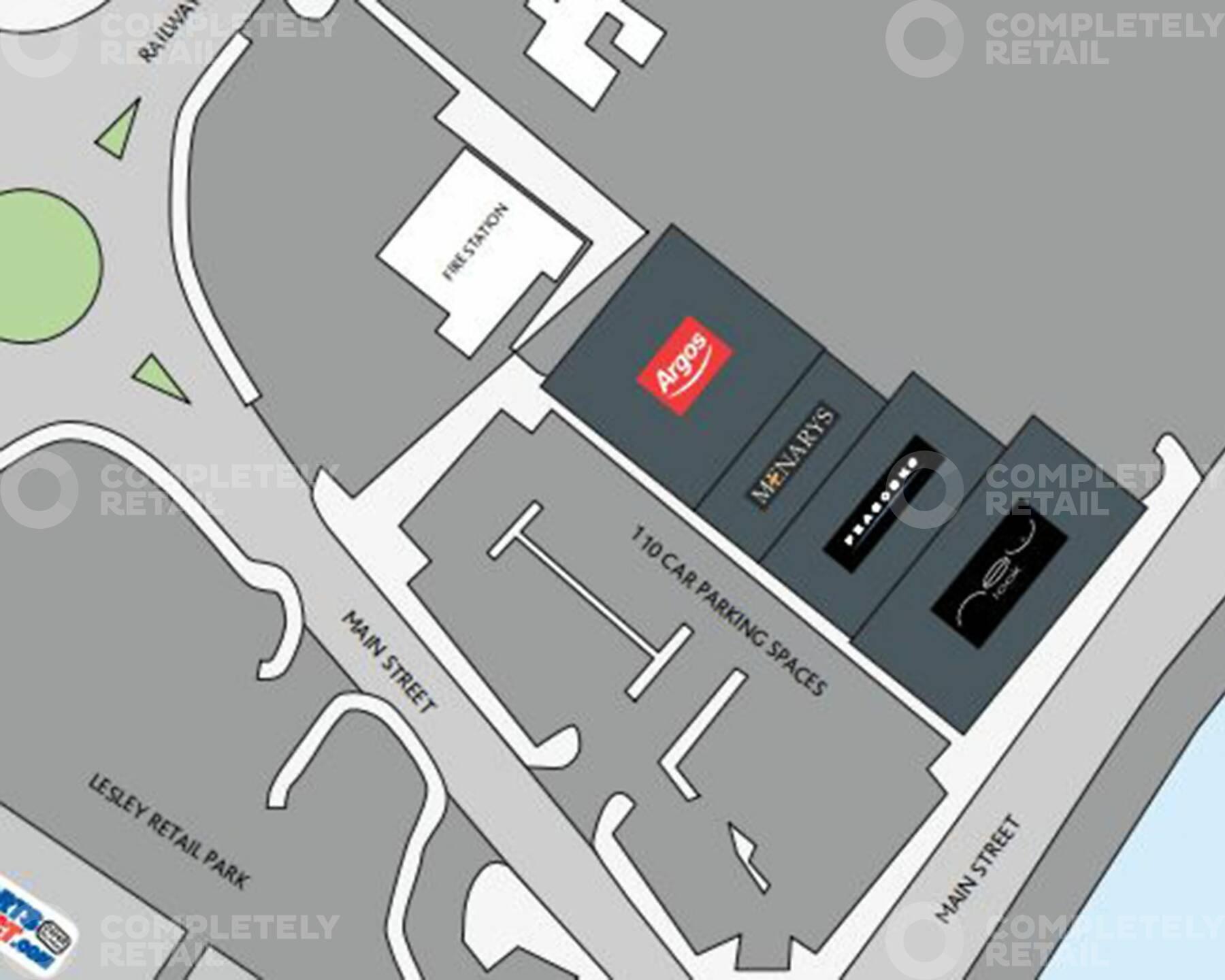 Strabane Retail Park