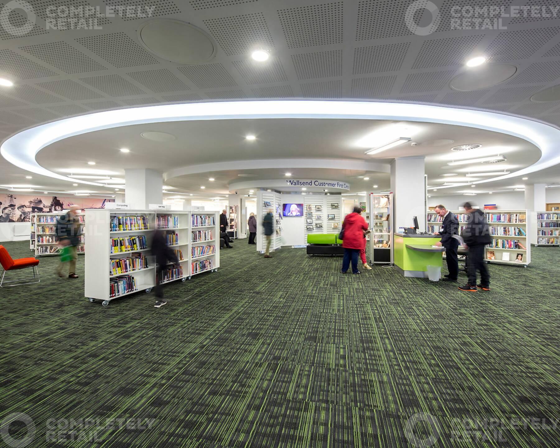 The Forum Shopping Centre