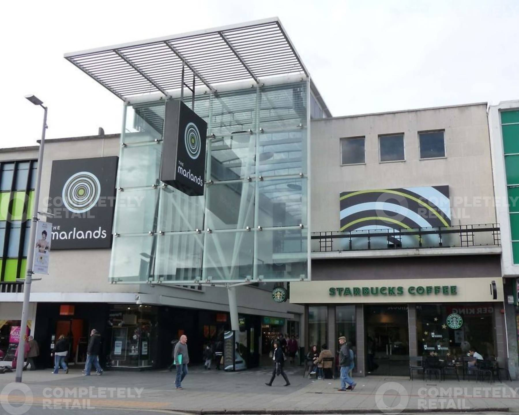 Marlands Shopping Centre