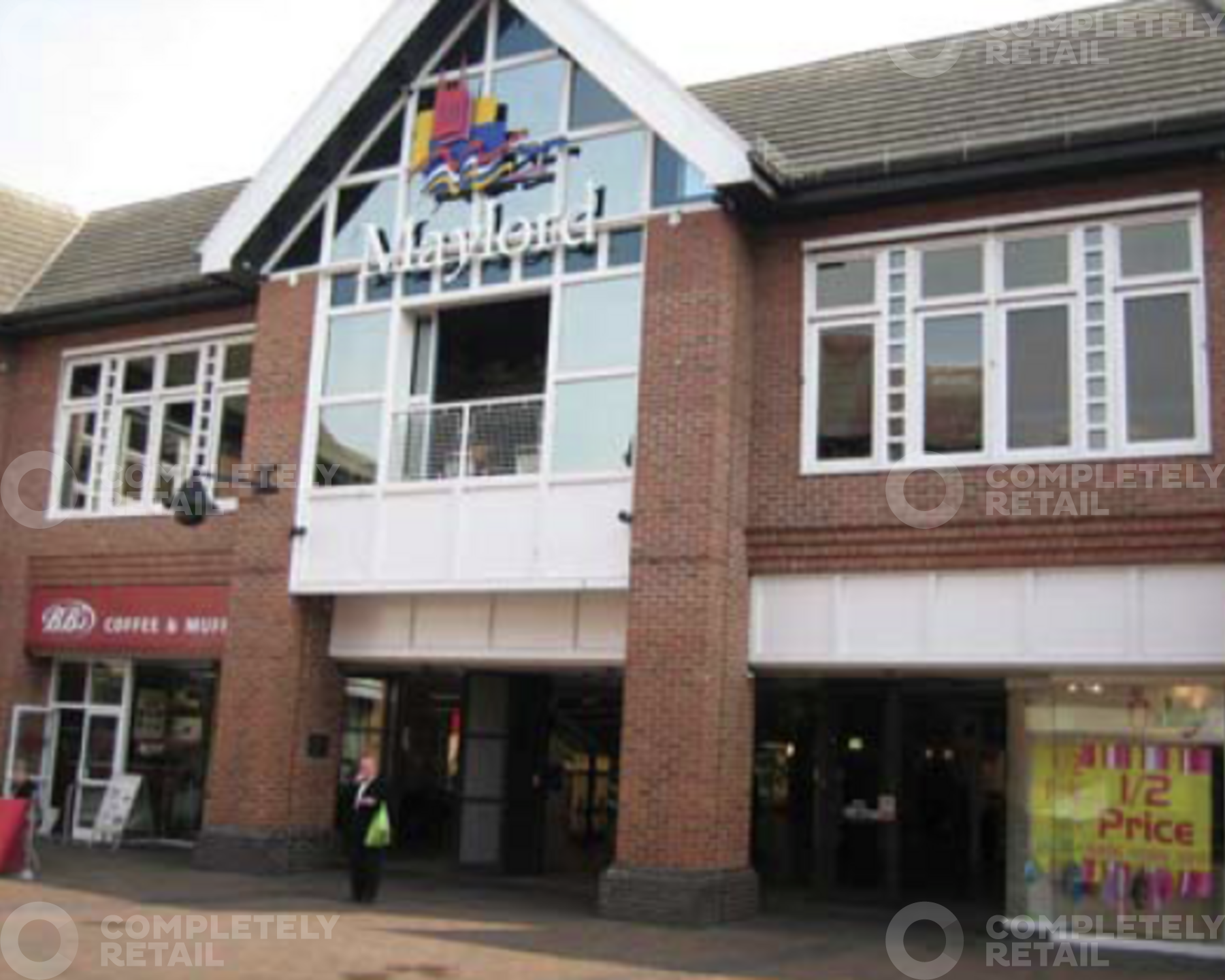 The Maylord Shopping Centre