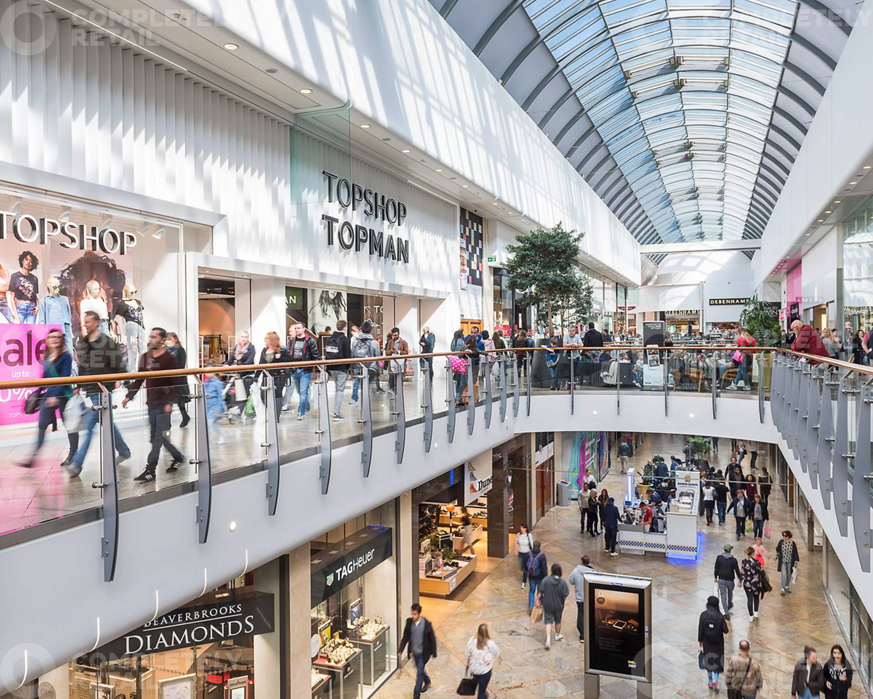 The Oracle, Reading | Completely Retail