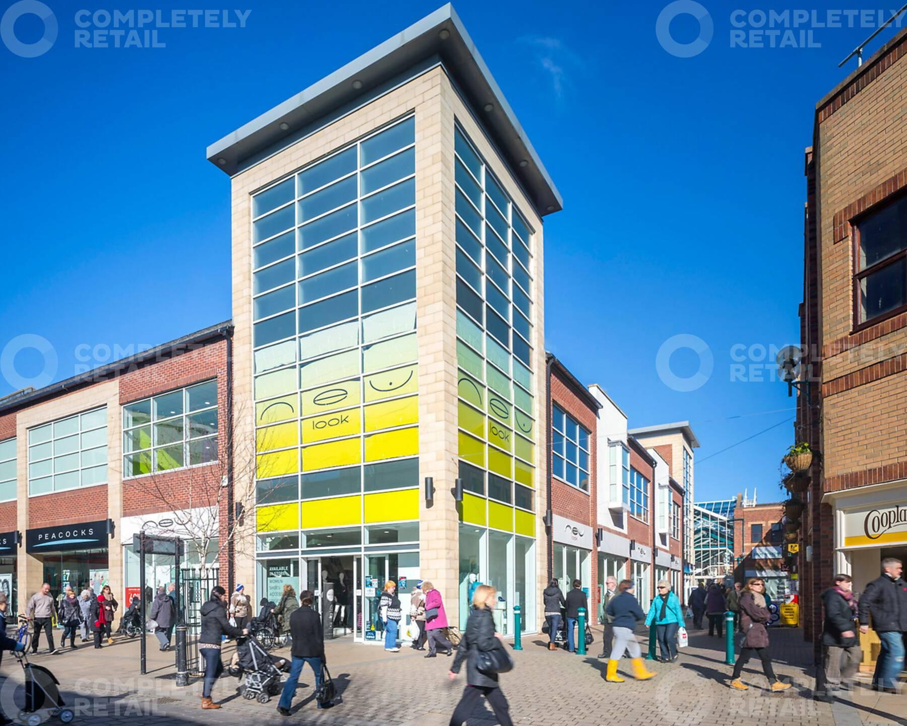 The Promenades Shopping Centre