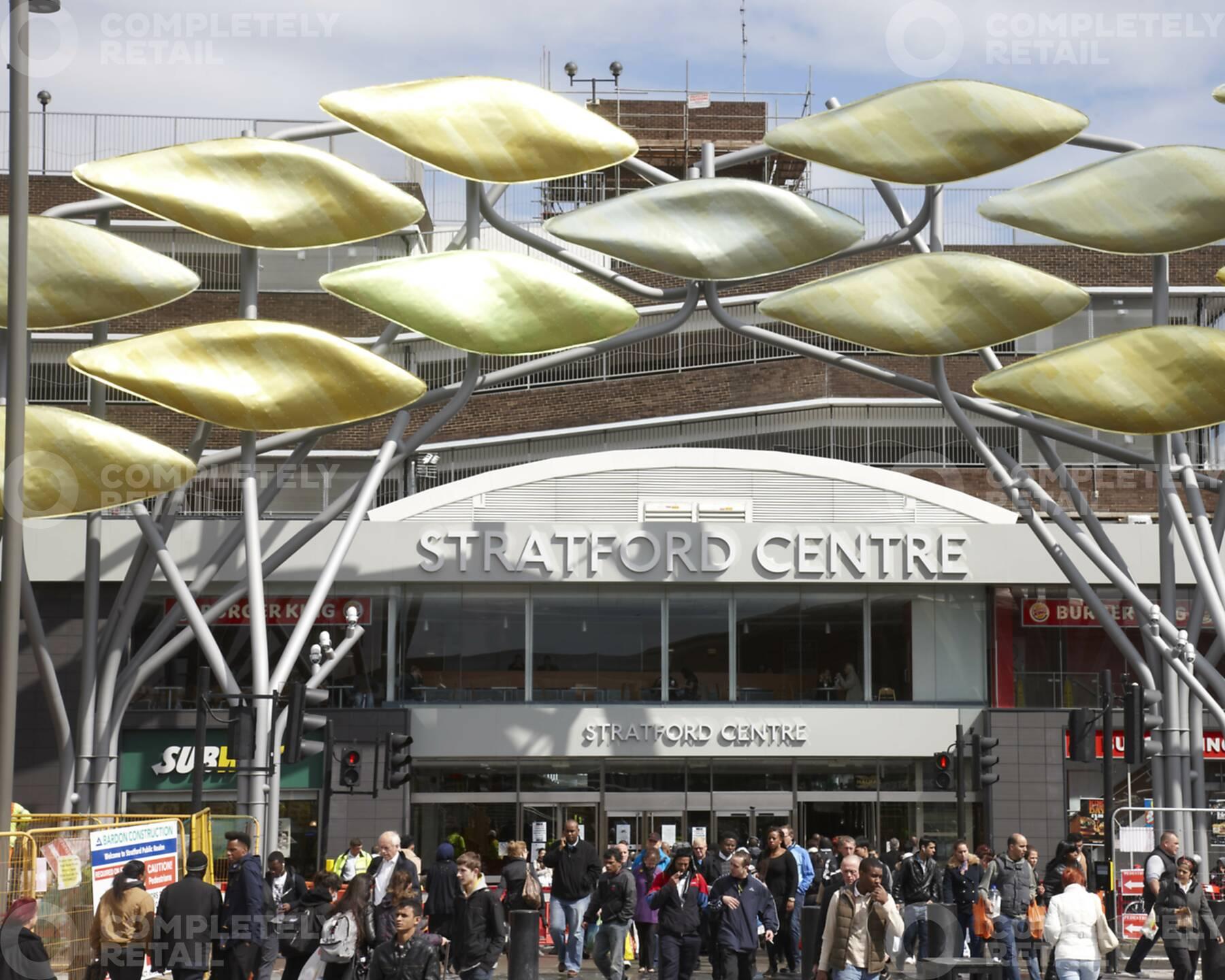 Stratford Shopping Centre