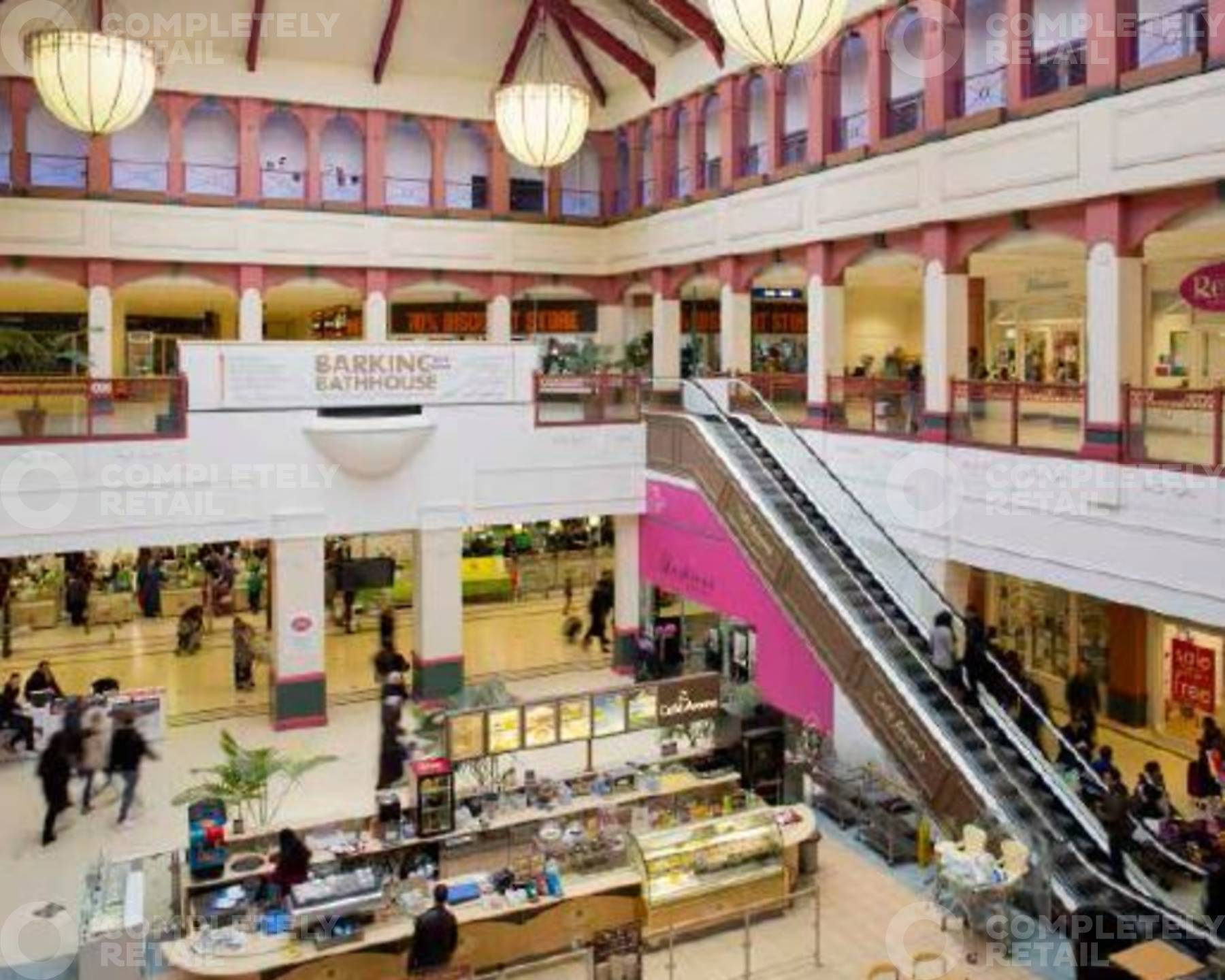 Vicarage Field Shopping Centre