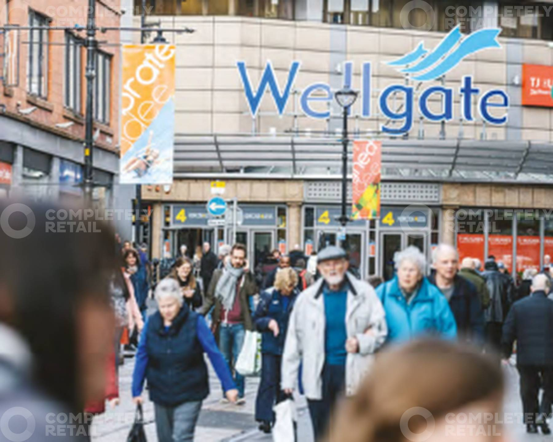 Wellgate Shopping Centre