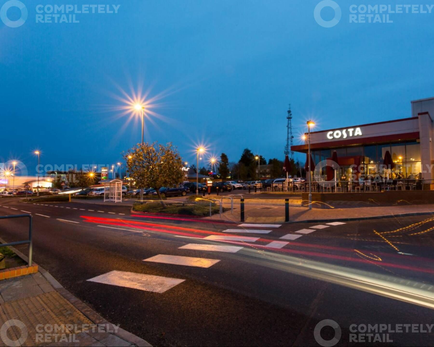 Westwood Gateway Retail Park