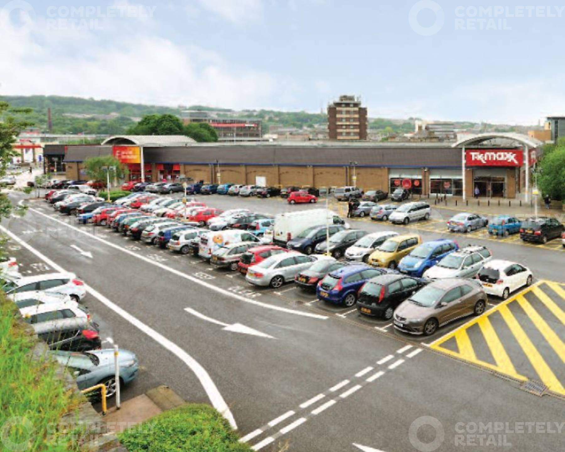 Burnley Retail Park