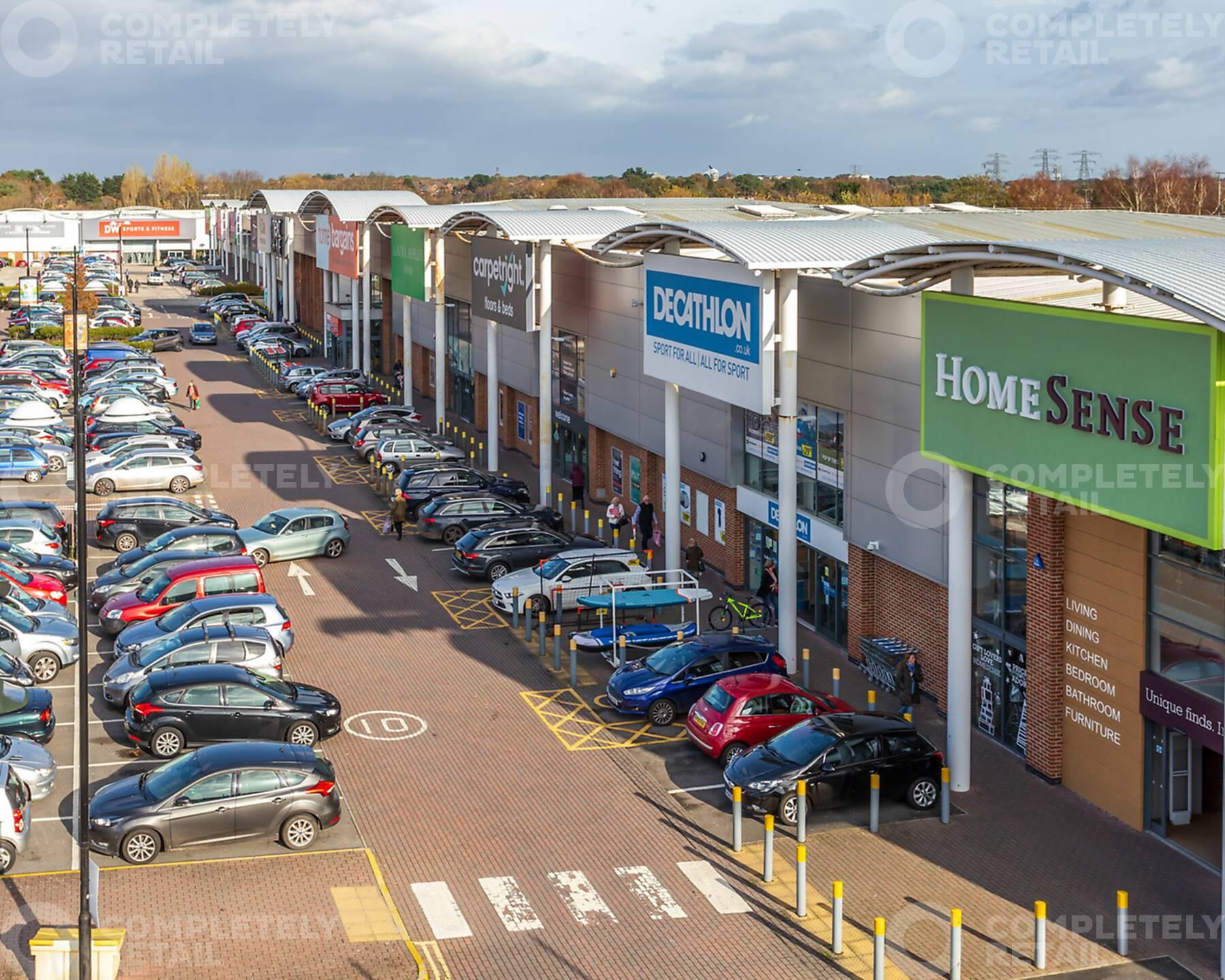 Poole Retail Park