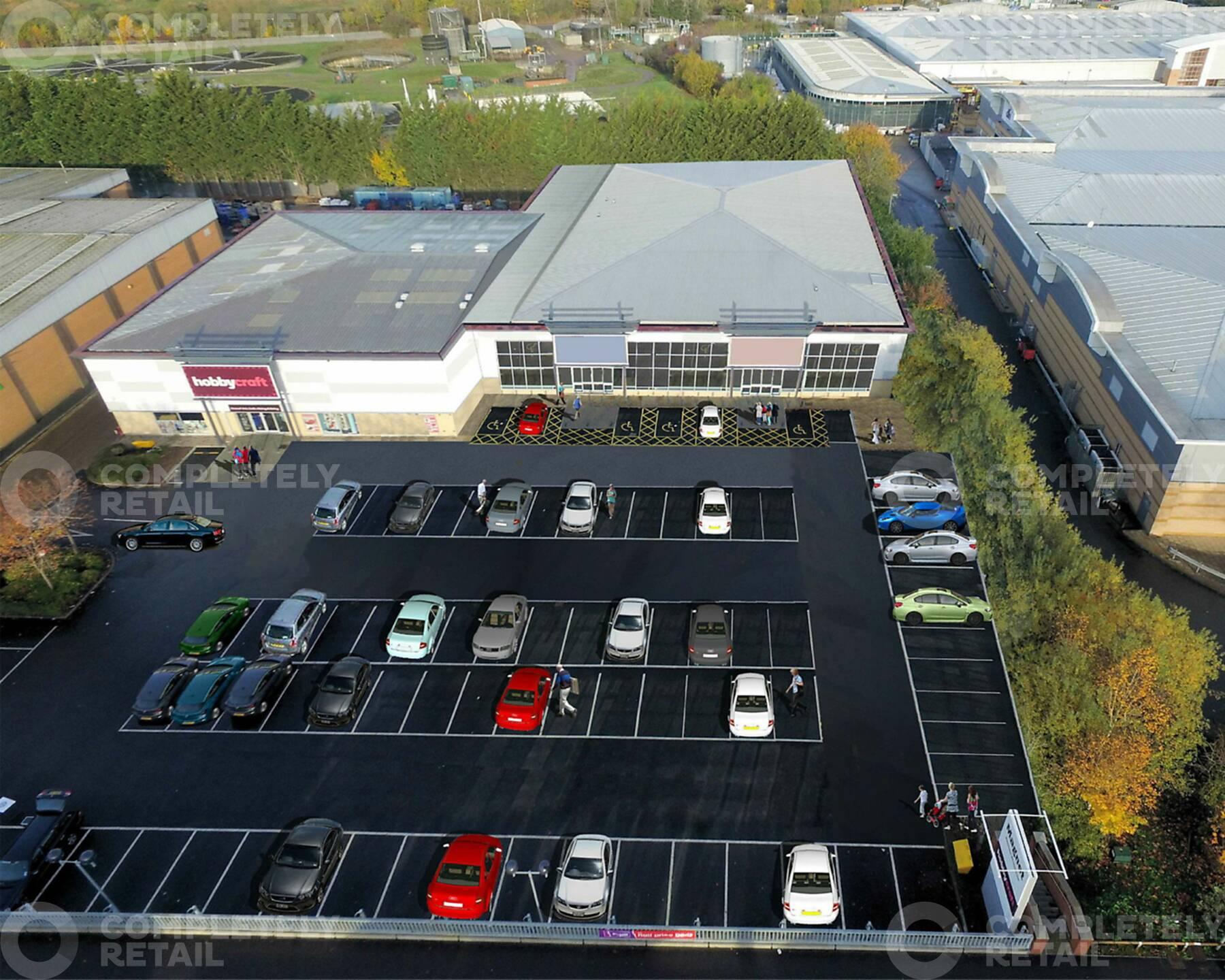 Longfield Road Retail Park