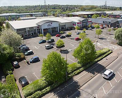Botley Road Development, Carpetright and DFS
