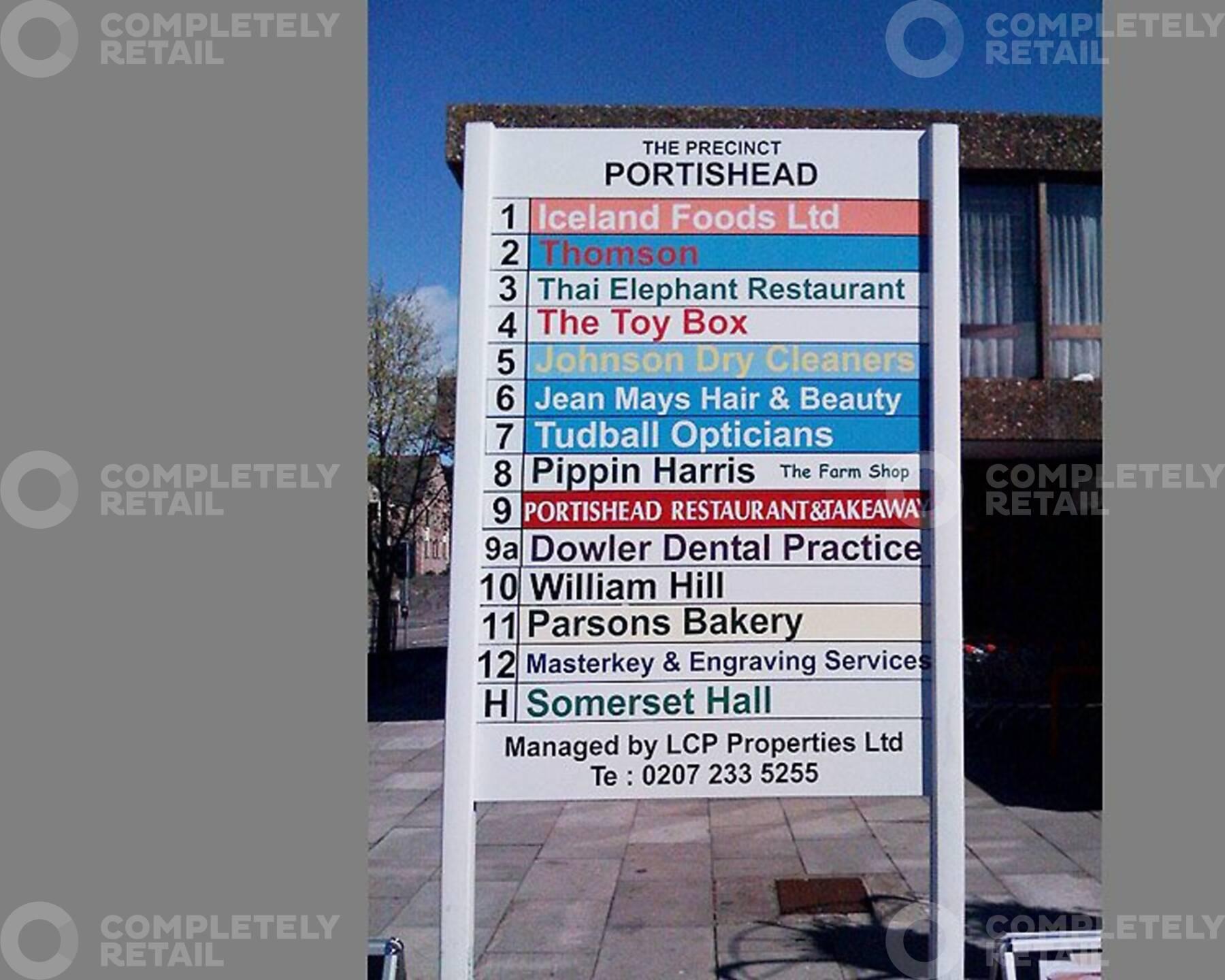 The Precinct Portishead