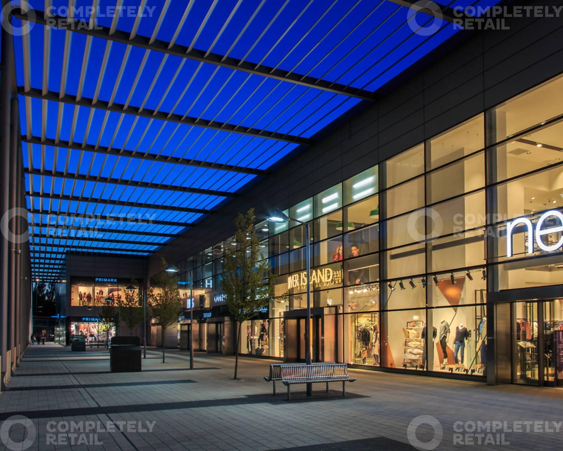 MK1 Shopping & Leisure Park