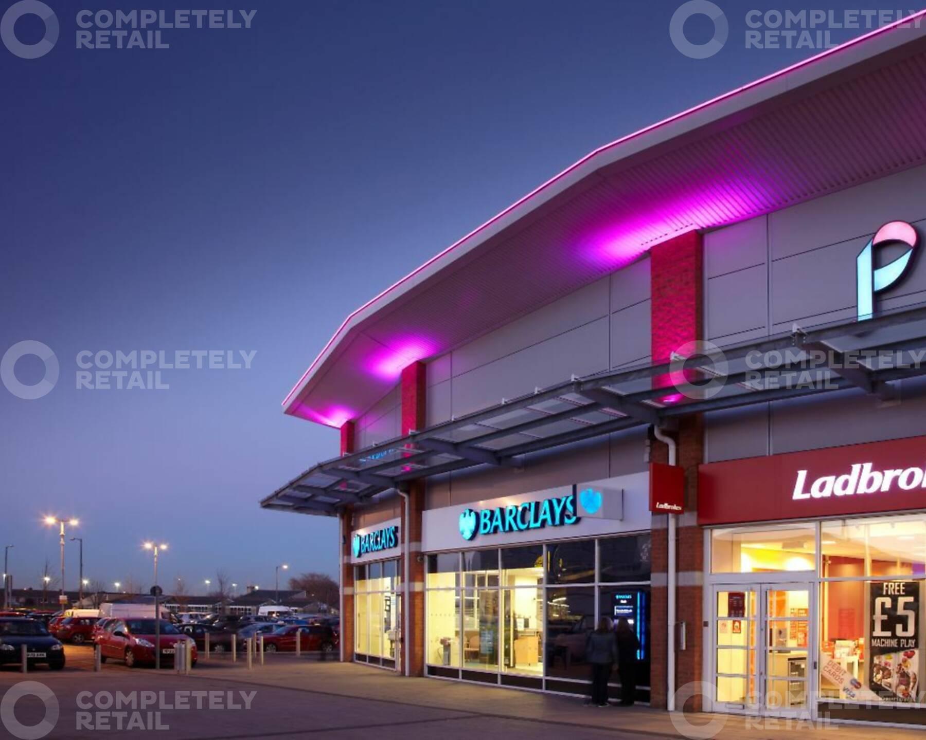 Pavilion Shopping Centre
