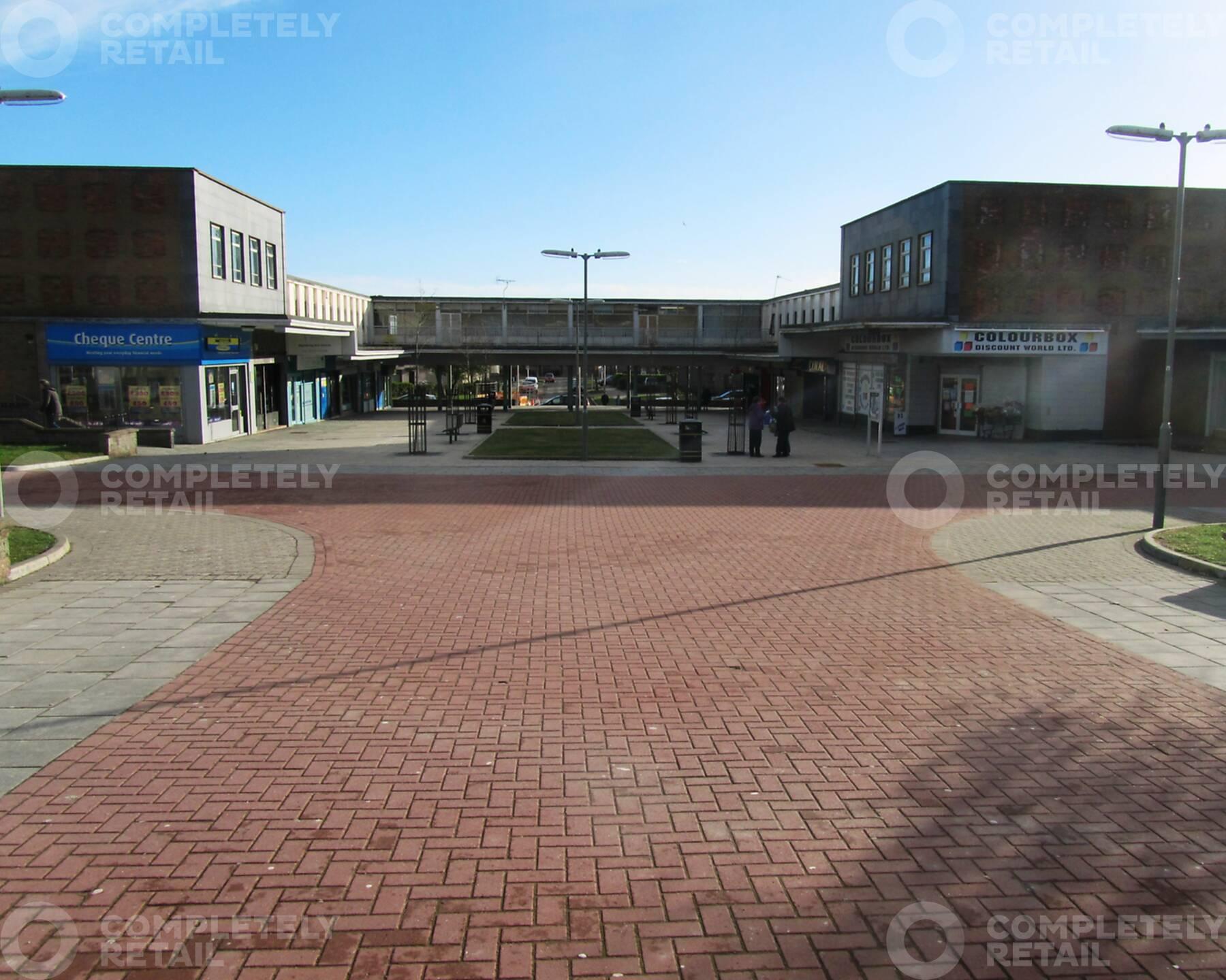 Mastrick Shopping Centre