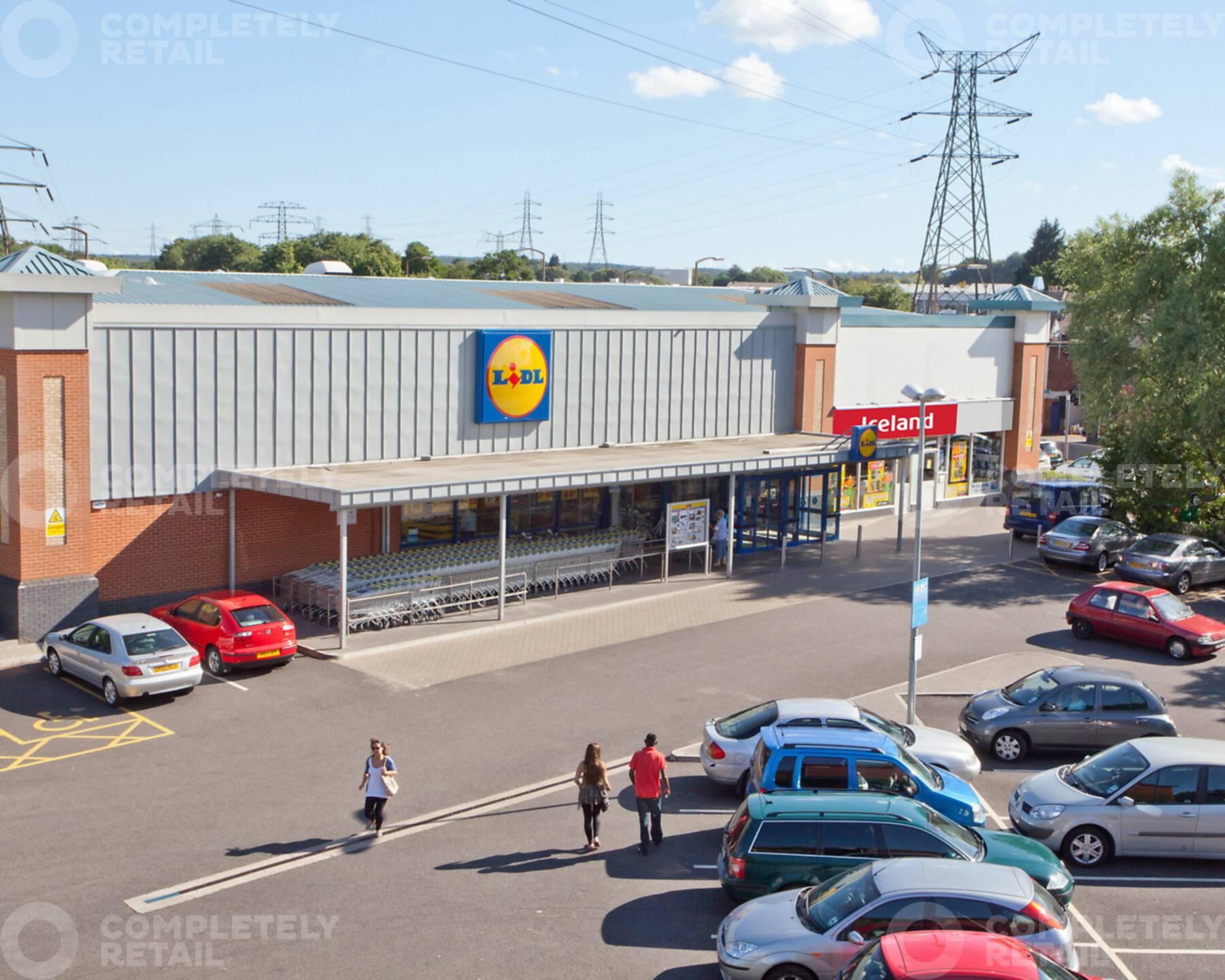 Three Bridges Retail Park