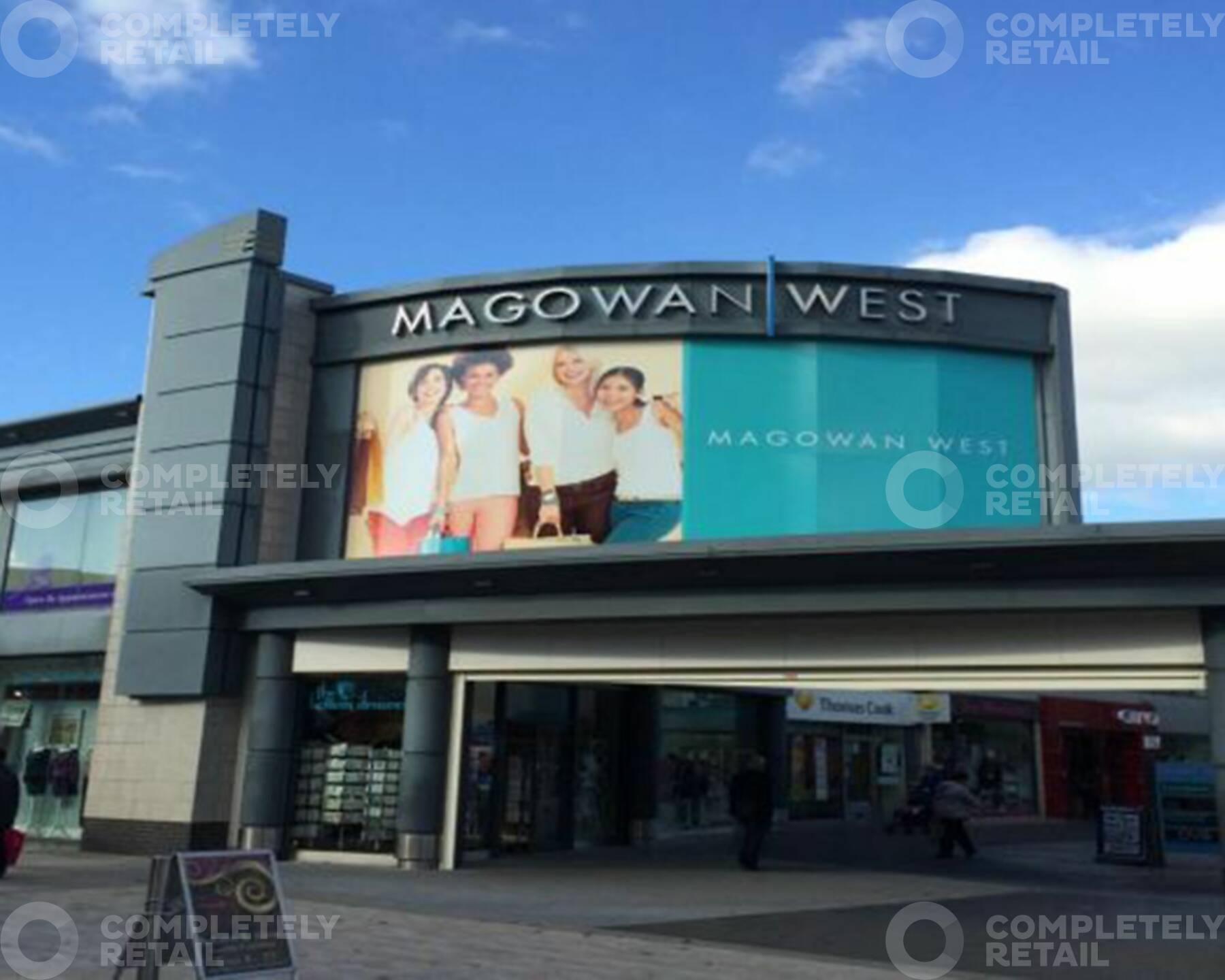 Magowan West Shopping Centre