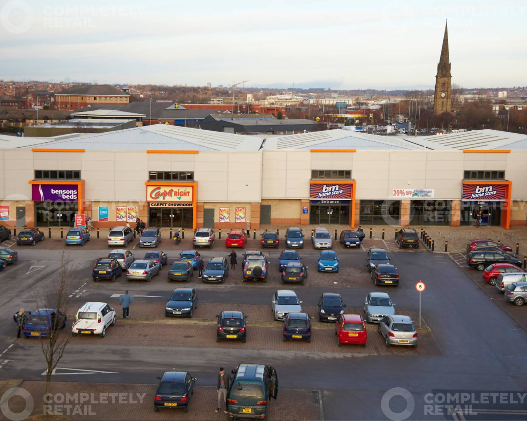 City South Retail Park, Leeds | Completely Retail