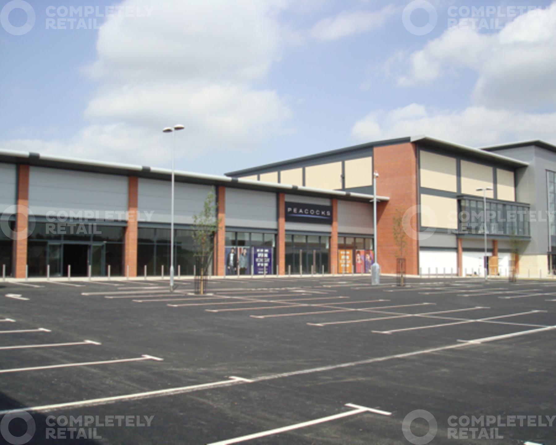 Hepworth Retail Park