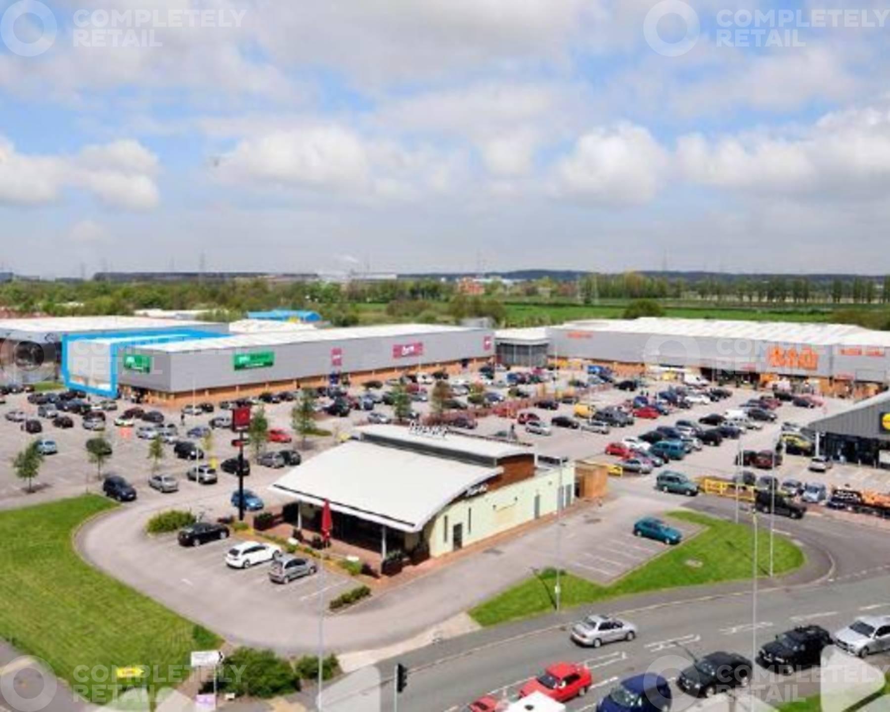 Deeside Retail Parc