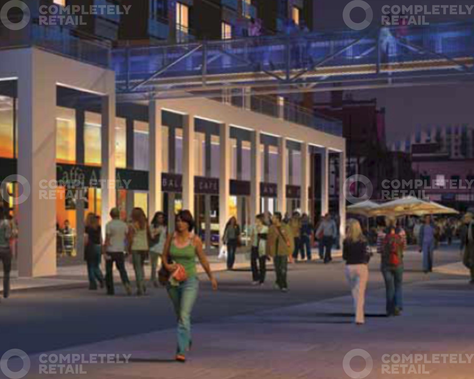 Cultural Quarter Croydon